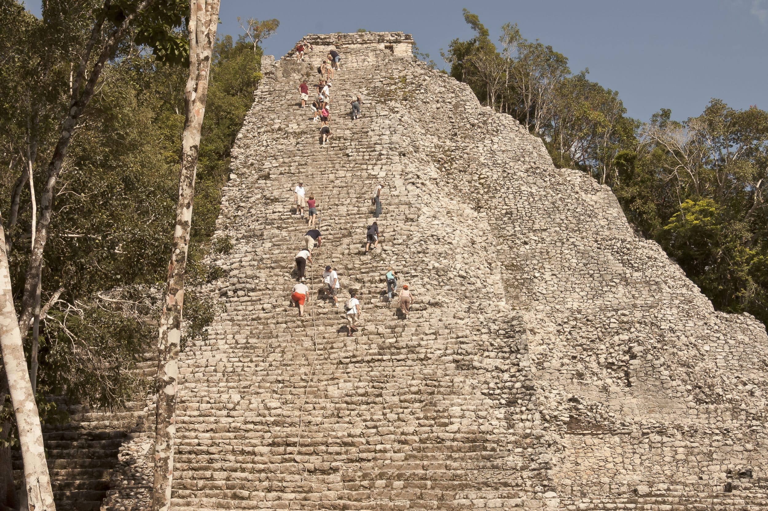 Day trips from Cancun: Coba Mayan Ruins