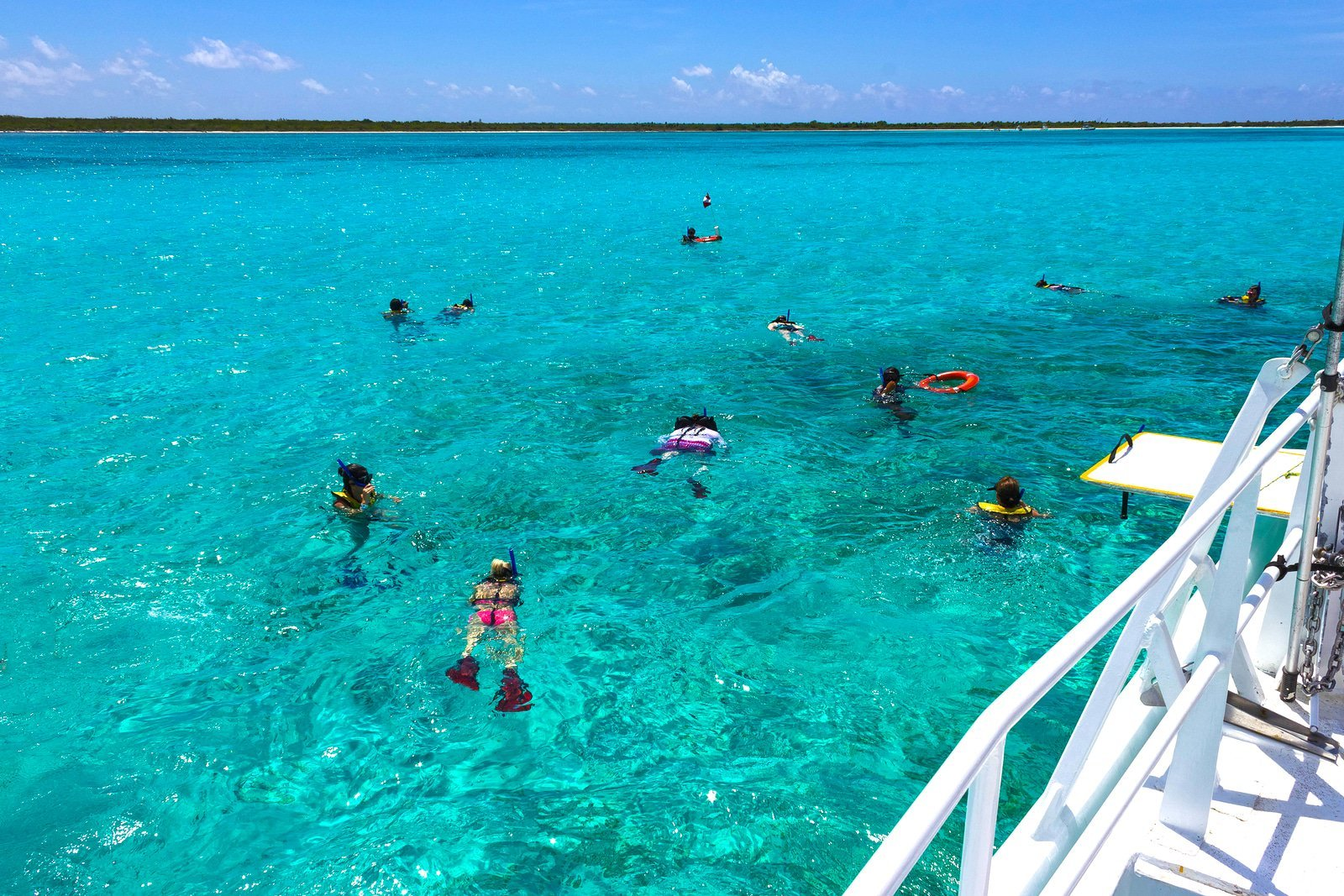Day trips from Cancun: Snorkeling in Cozumel
