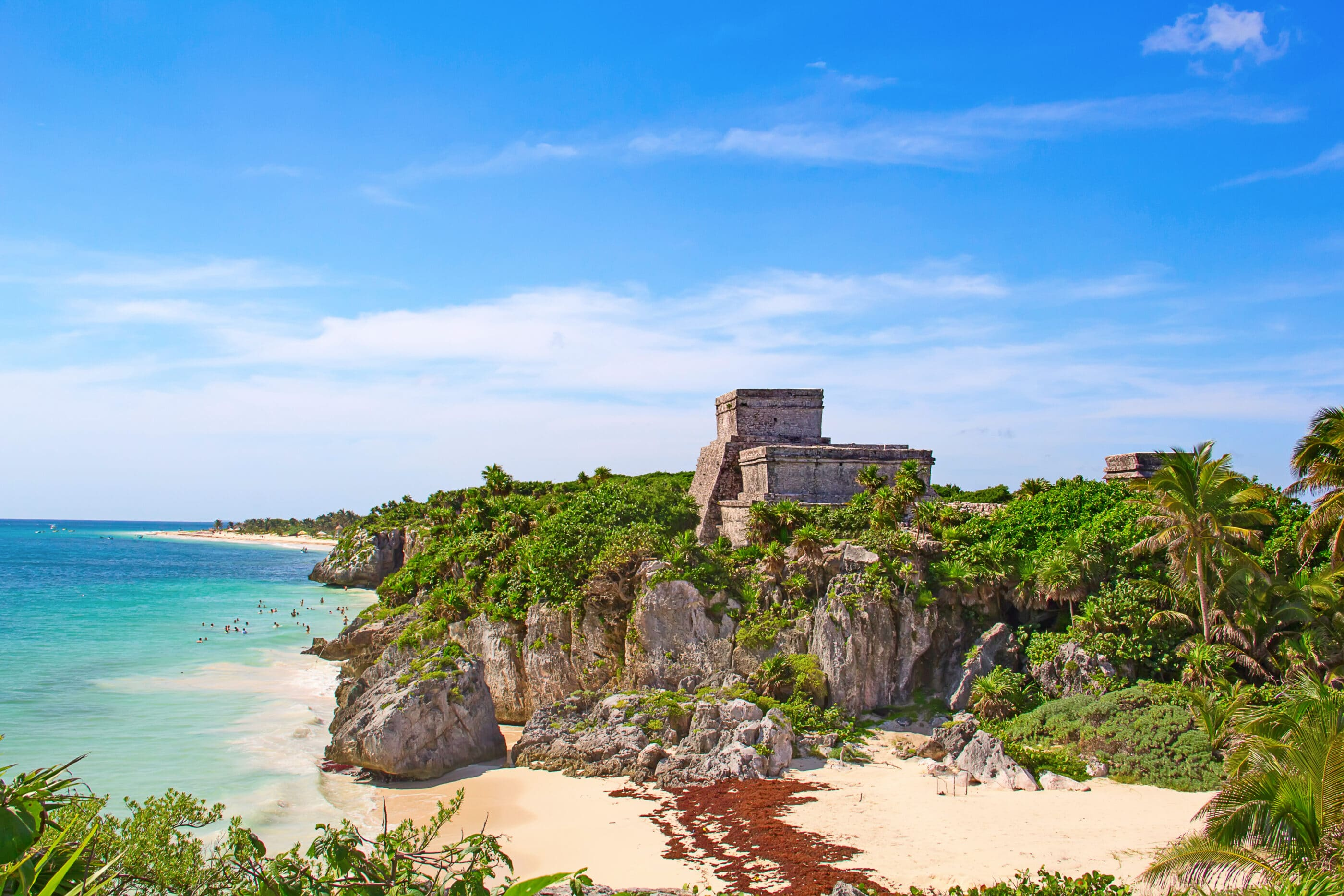 Best Day Trips from Cancun: Tulum
