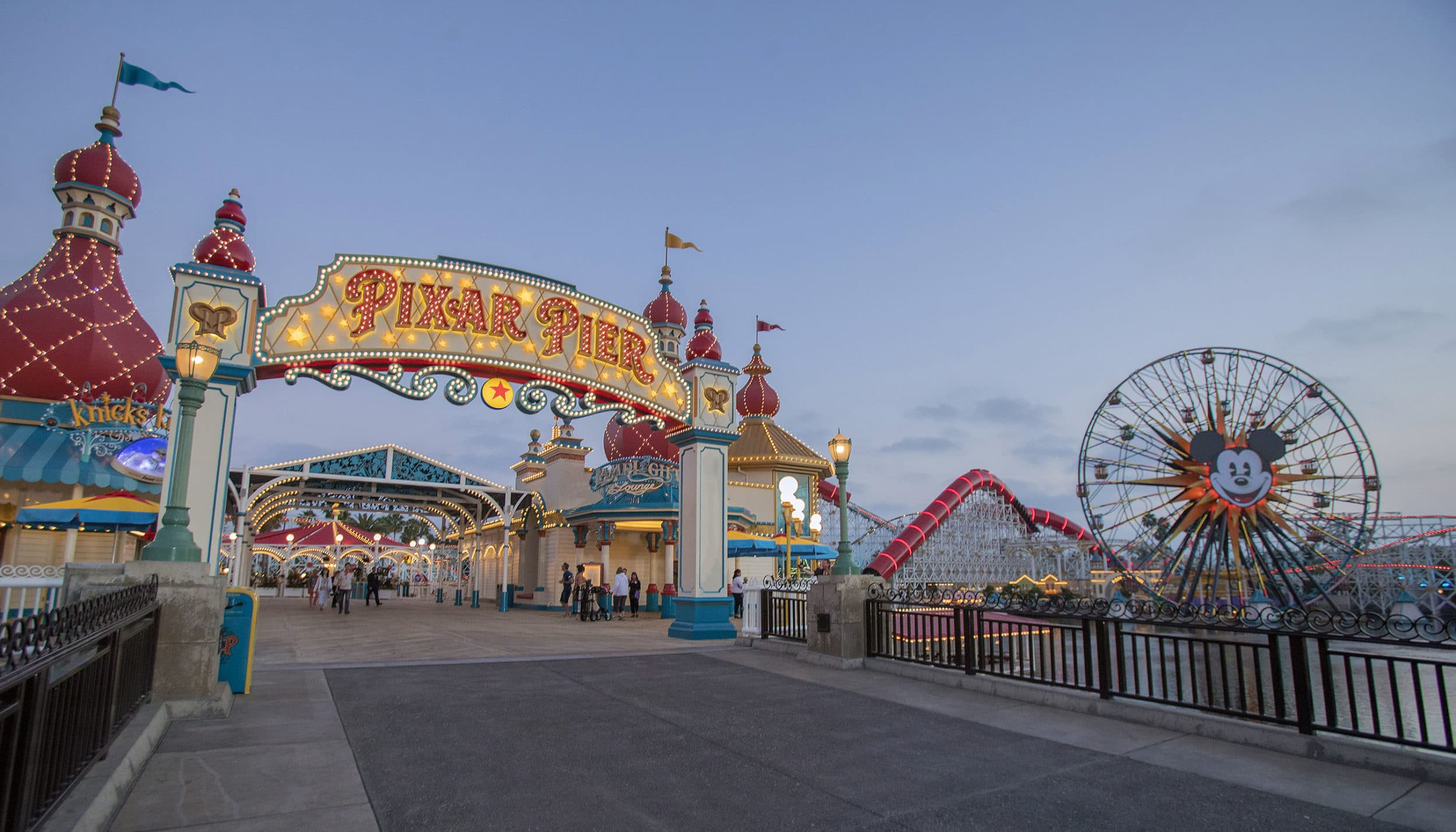 A guide to visiting Disney California Adventure
