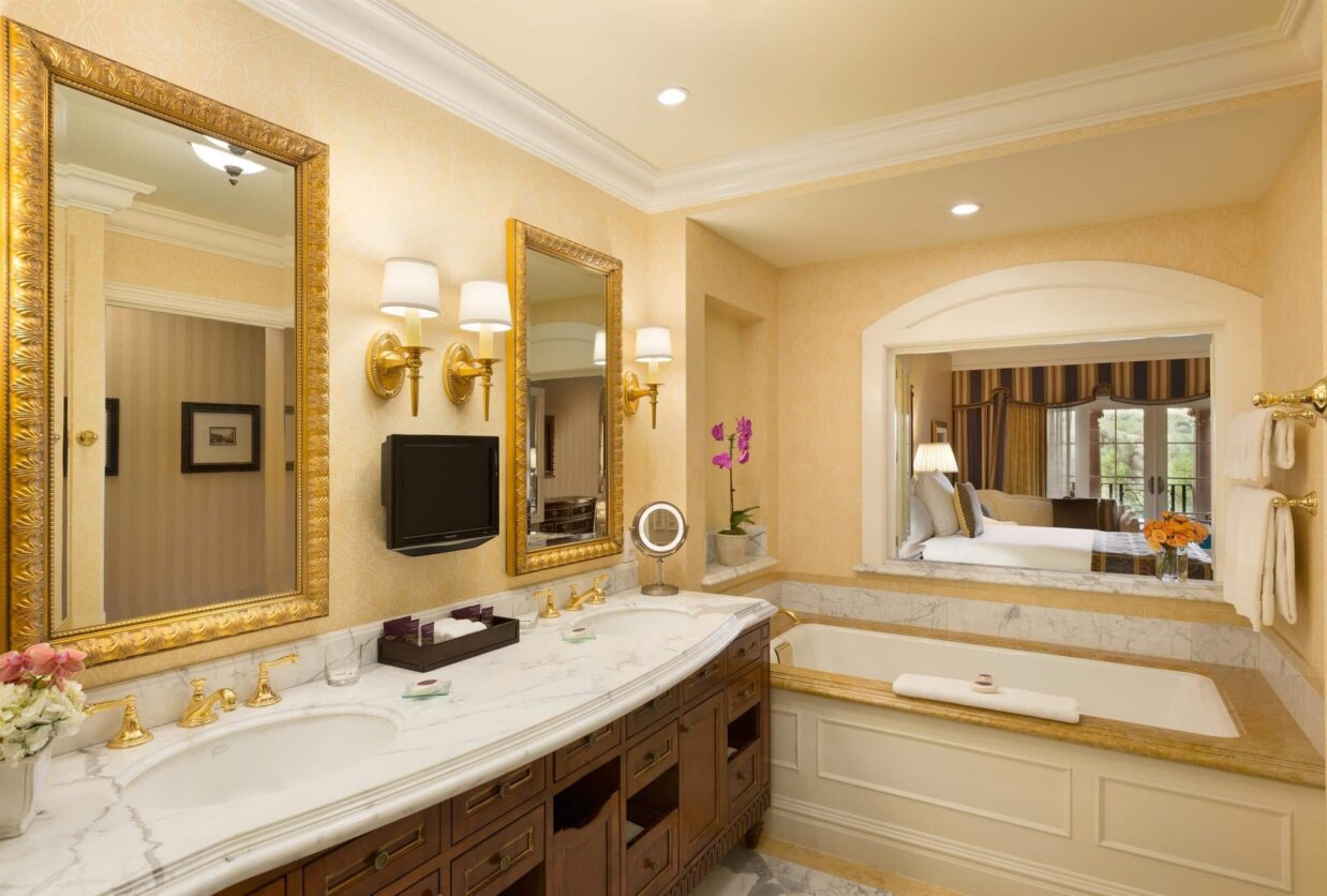 fairmont grand del mar bathroom