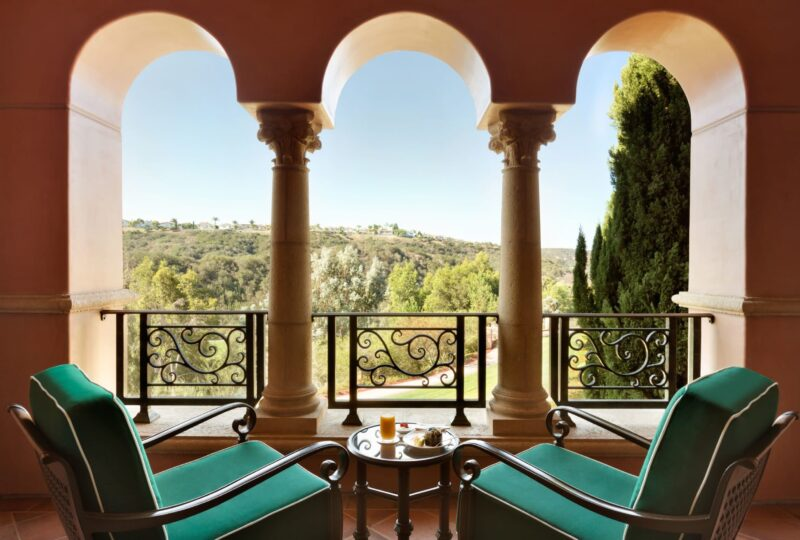 fairmont grand del mar deluxe balcony room