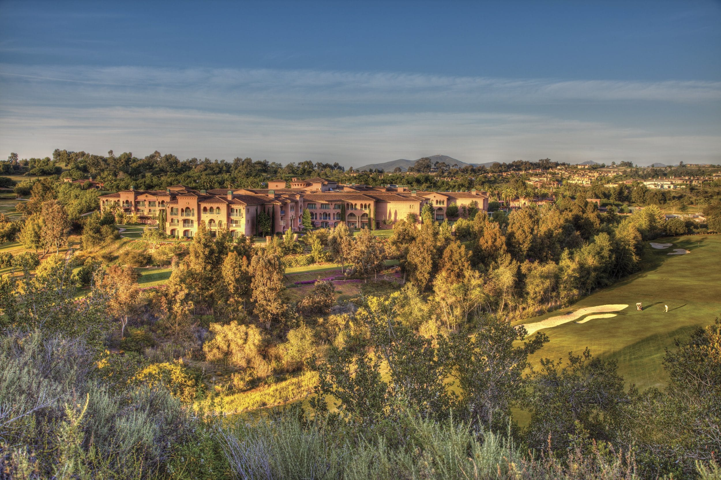 Fairmont Grand Del Mar is one of San Diego's best hotels.