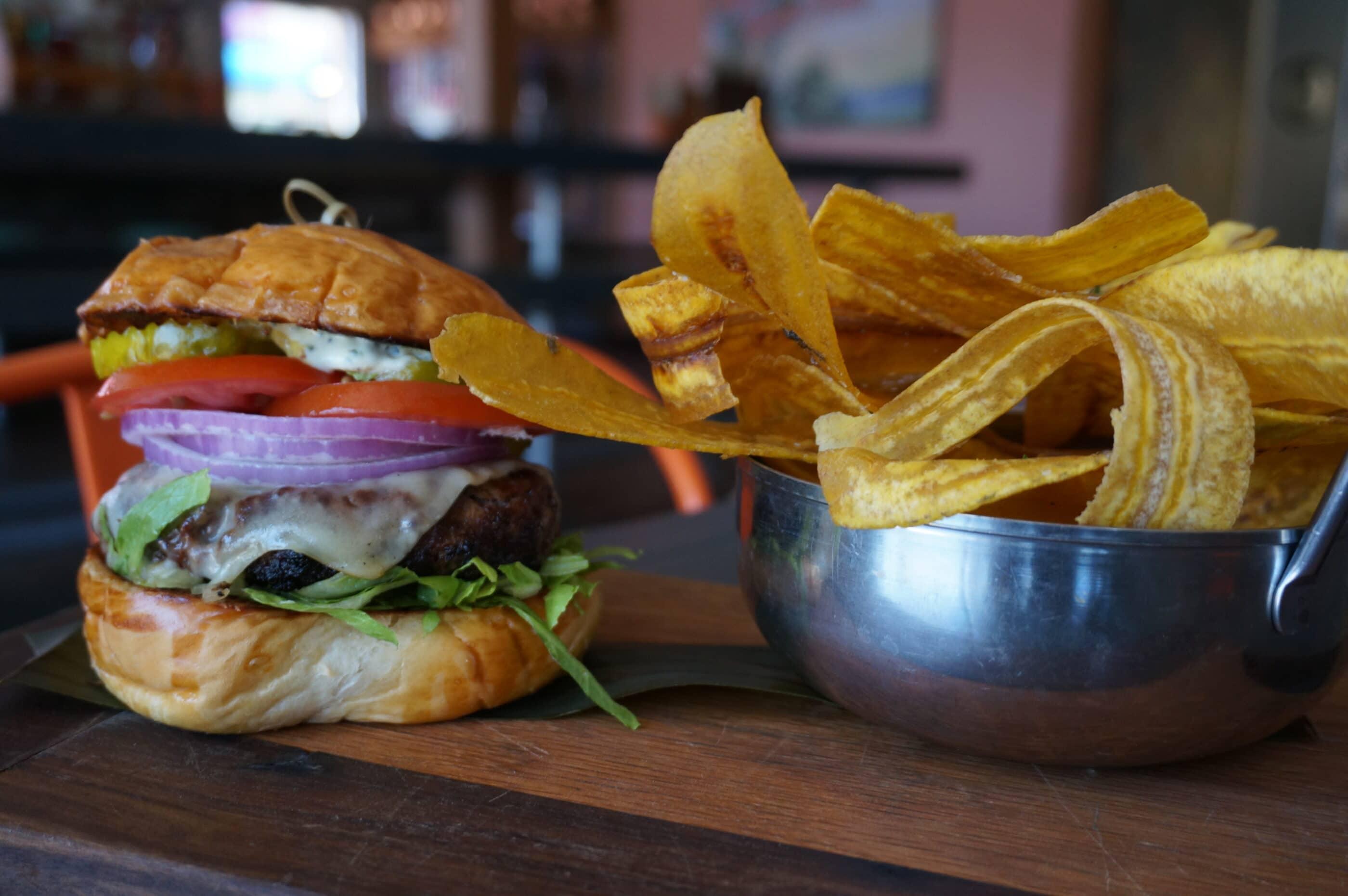 Best Mission Beach Restaurants: Miss B's Coconut Club