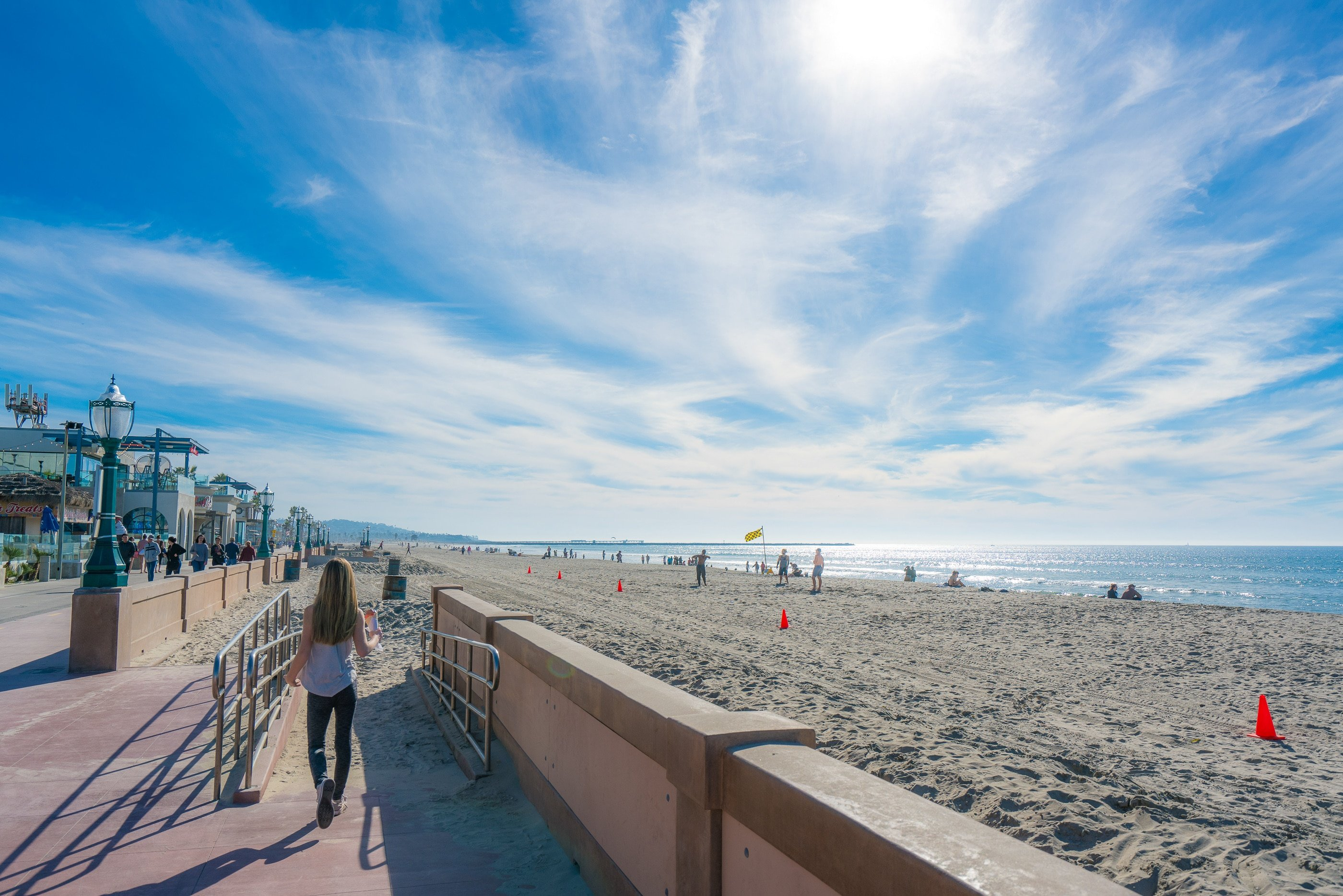 Guide to Mission Beach Beaches