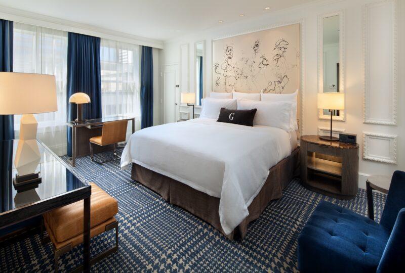 US Grant Hotel San Diego king room