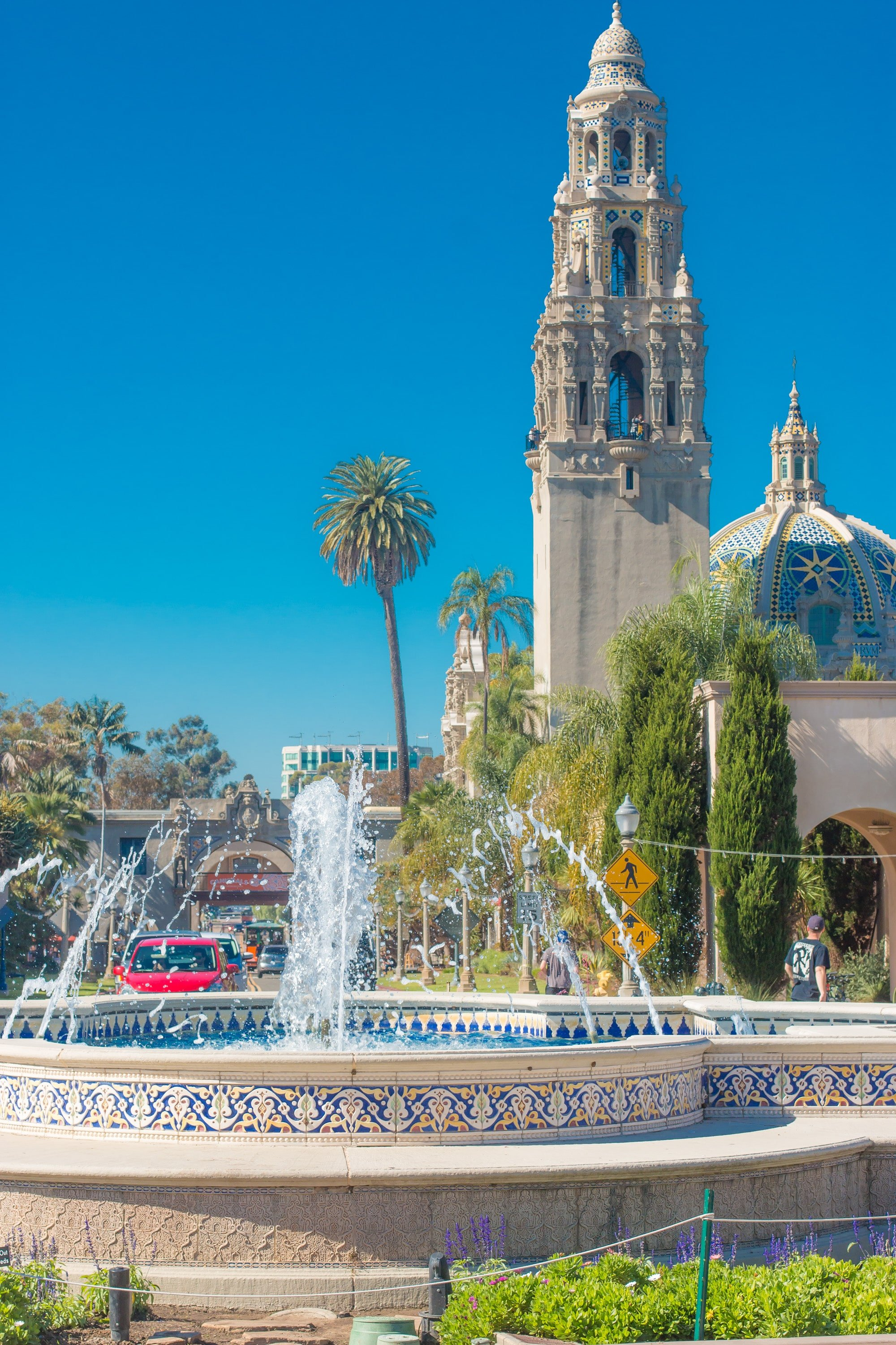Things to Do in Balboa Park: Museum of Man and California Tower