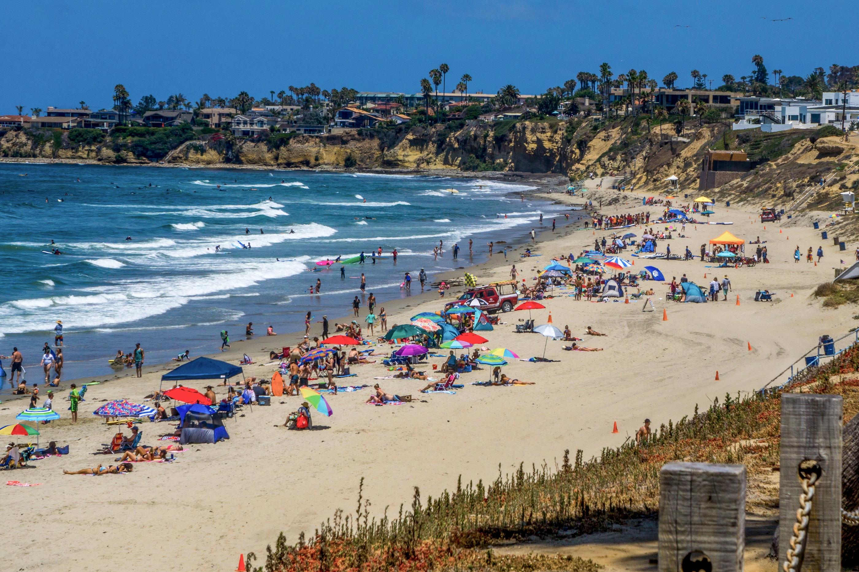 Best Pacific Beach Beaches