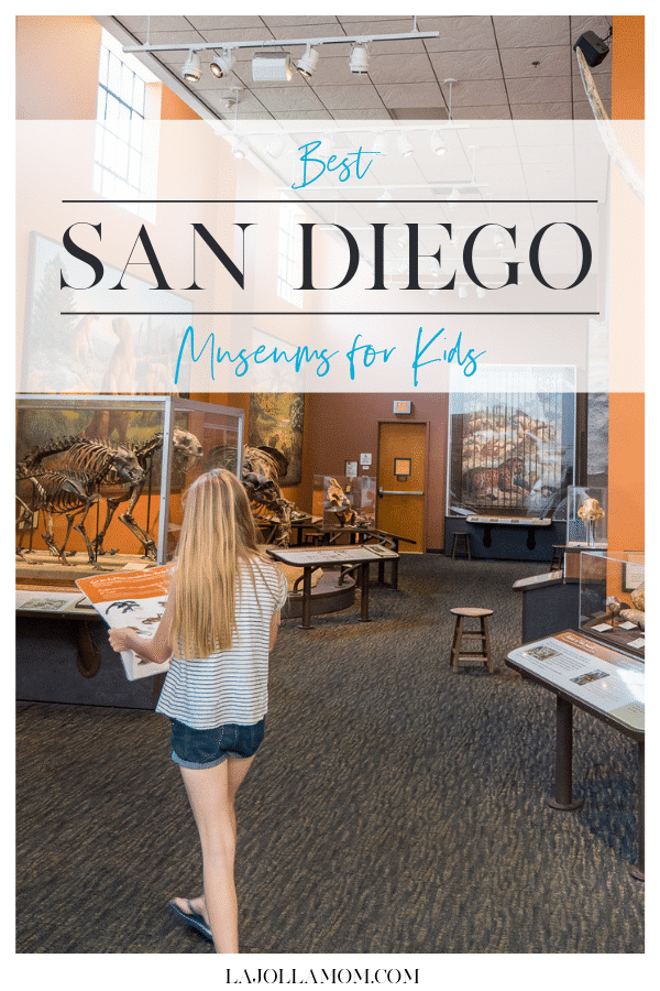 Learn which San Diego museums are best for kids