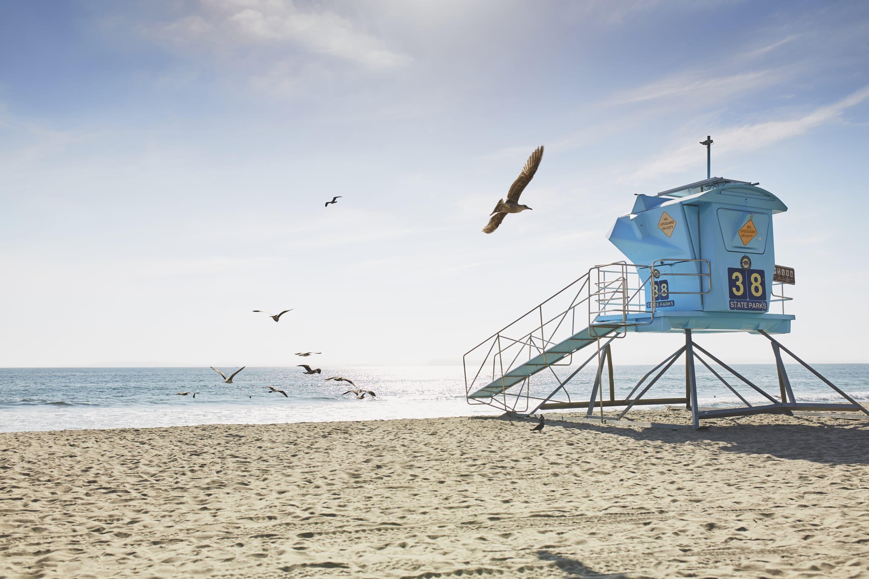 Guide to Carlsbad Beaches: Tamarack STate Beach