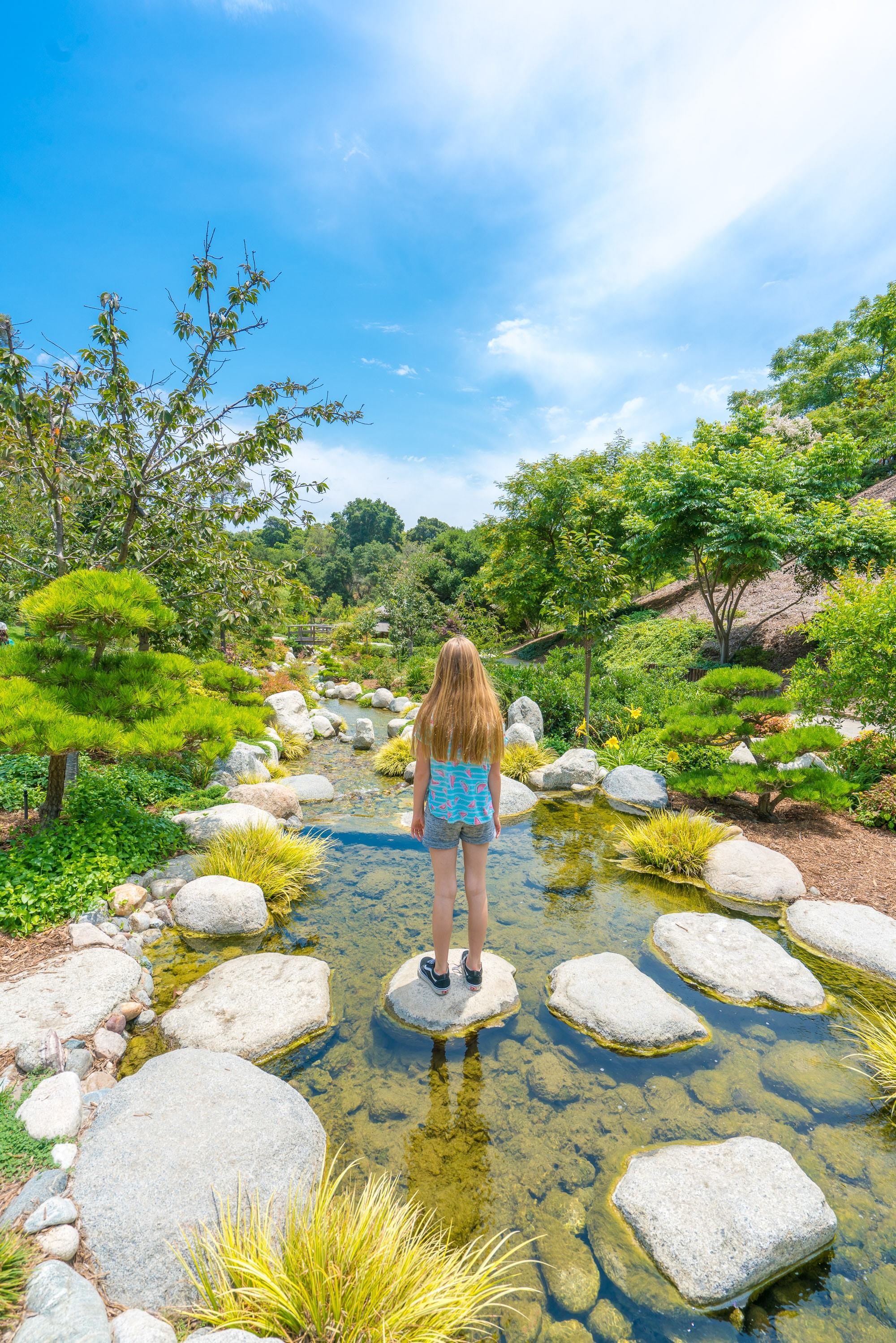 Things to do in Balboa Park: Japanese Friendship Garden