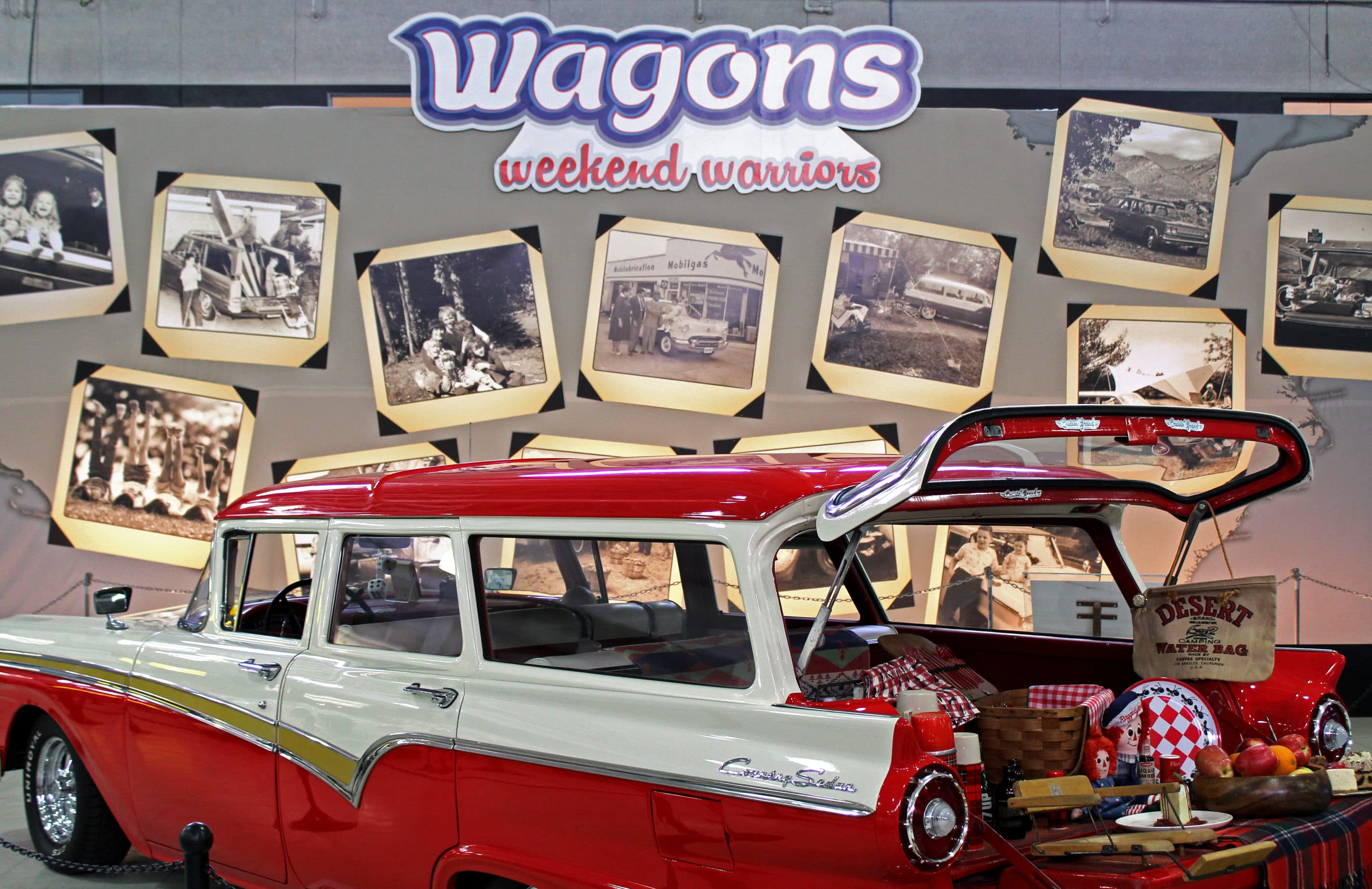 Things to do in Balboa Park: San Diego Automotive Museum