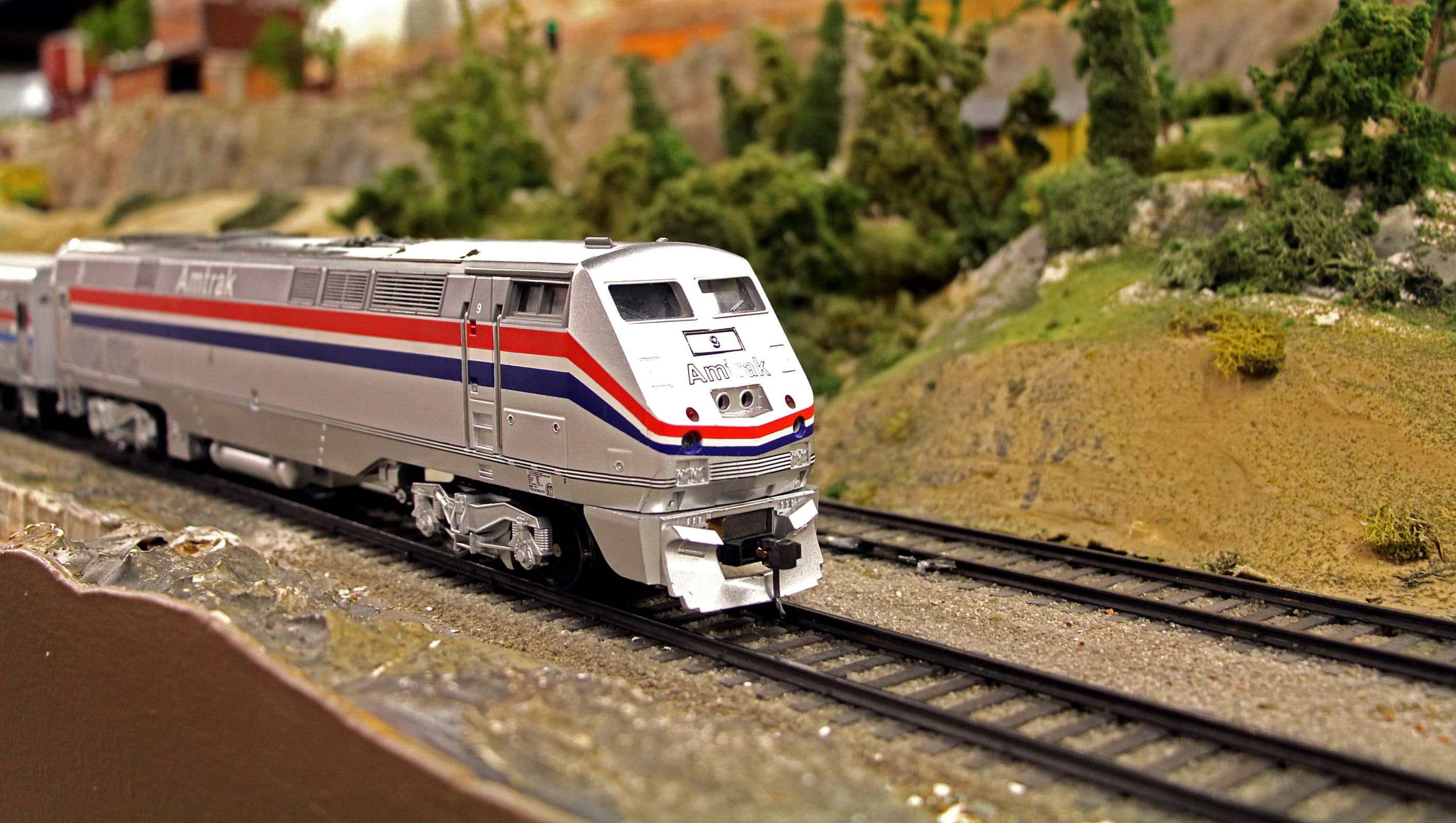 Things to Do in Balboa Park: San Diego Model Railroad Museum