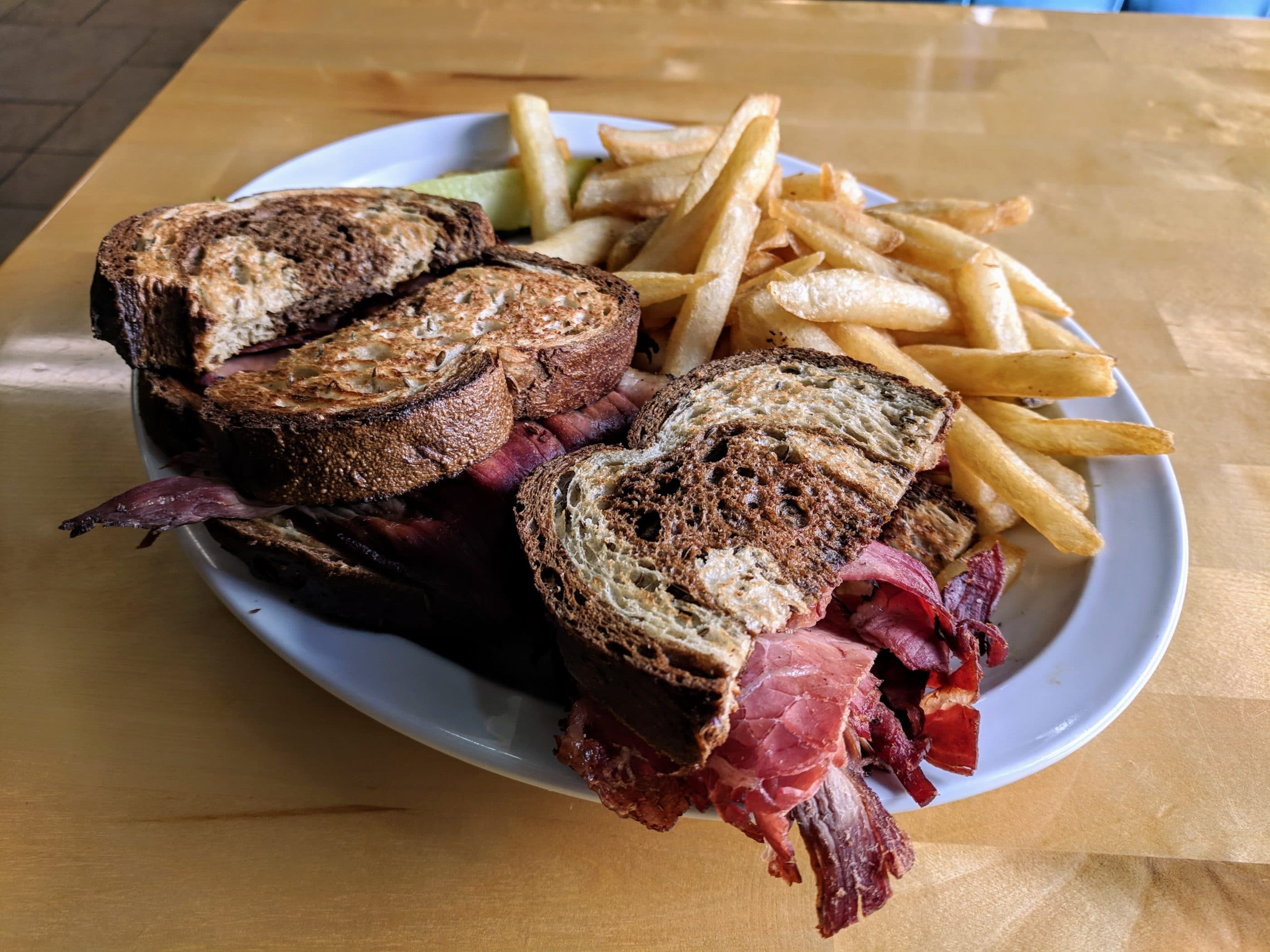 Best restaurants Carlsbad: Tip Top Meats