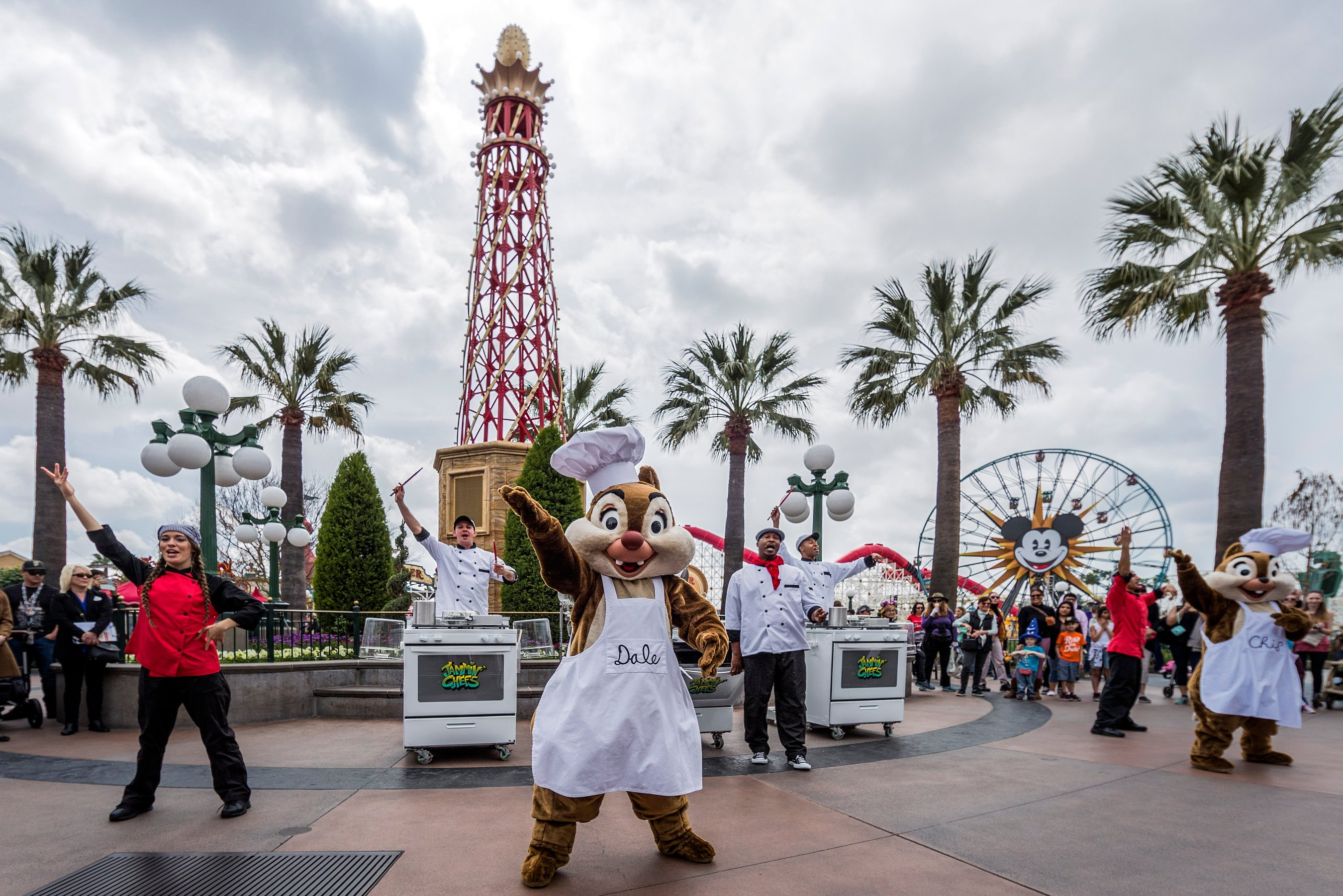Food and Wine Festival at Disney's California Adventure Park