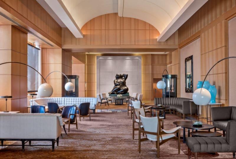 four seasons hotel miami art