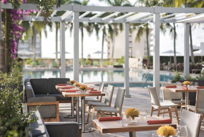 four seasons miami bahia restaurant