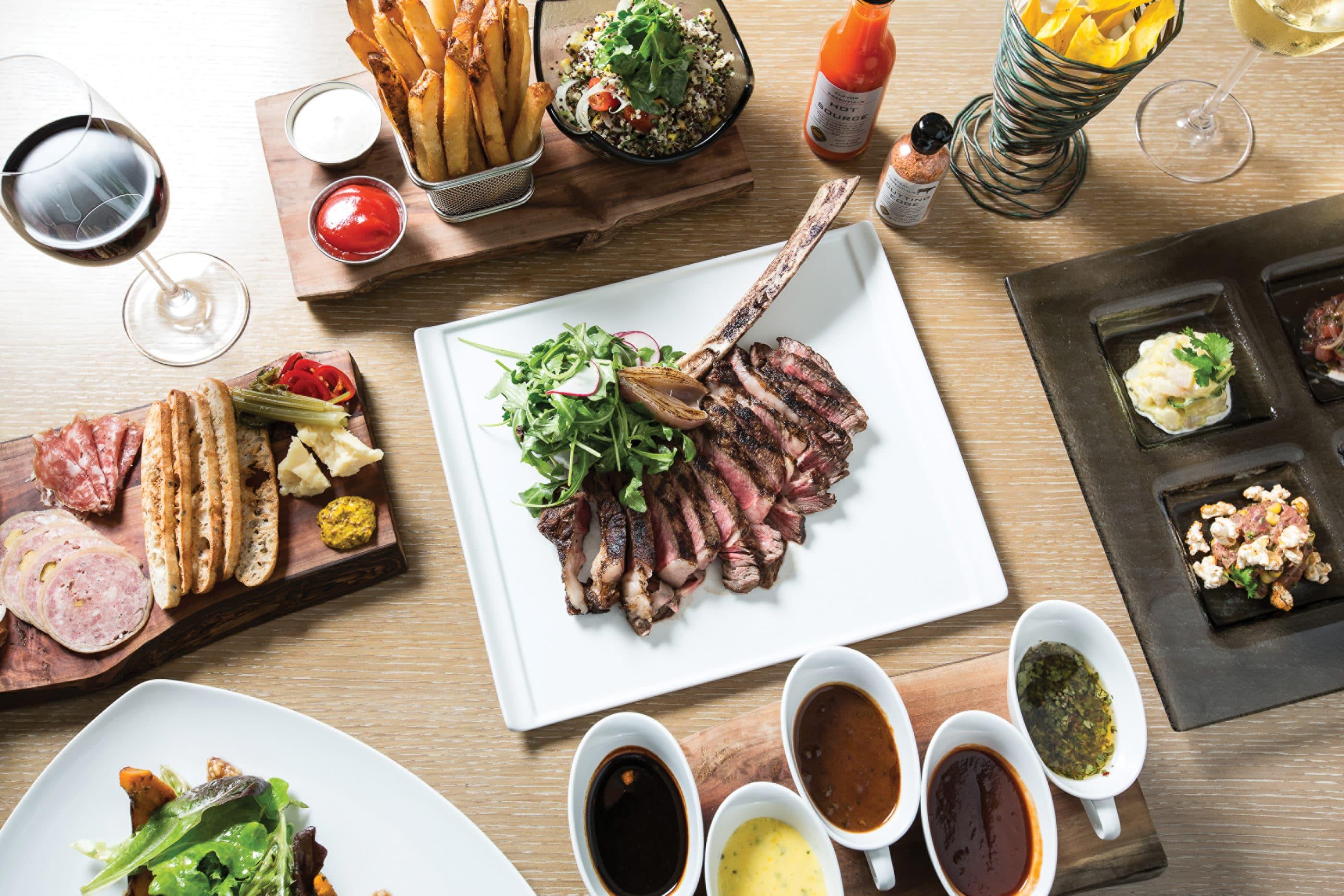 Four Seasons Hotel Miami: EDGE Steakhouse