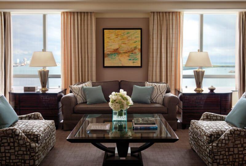 four seasons miami presidential suite