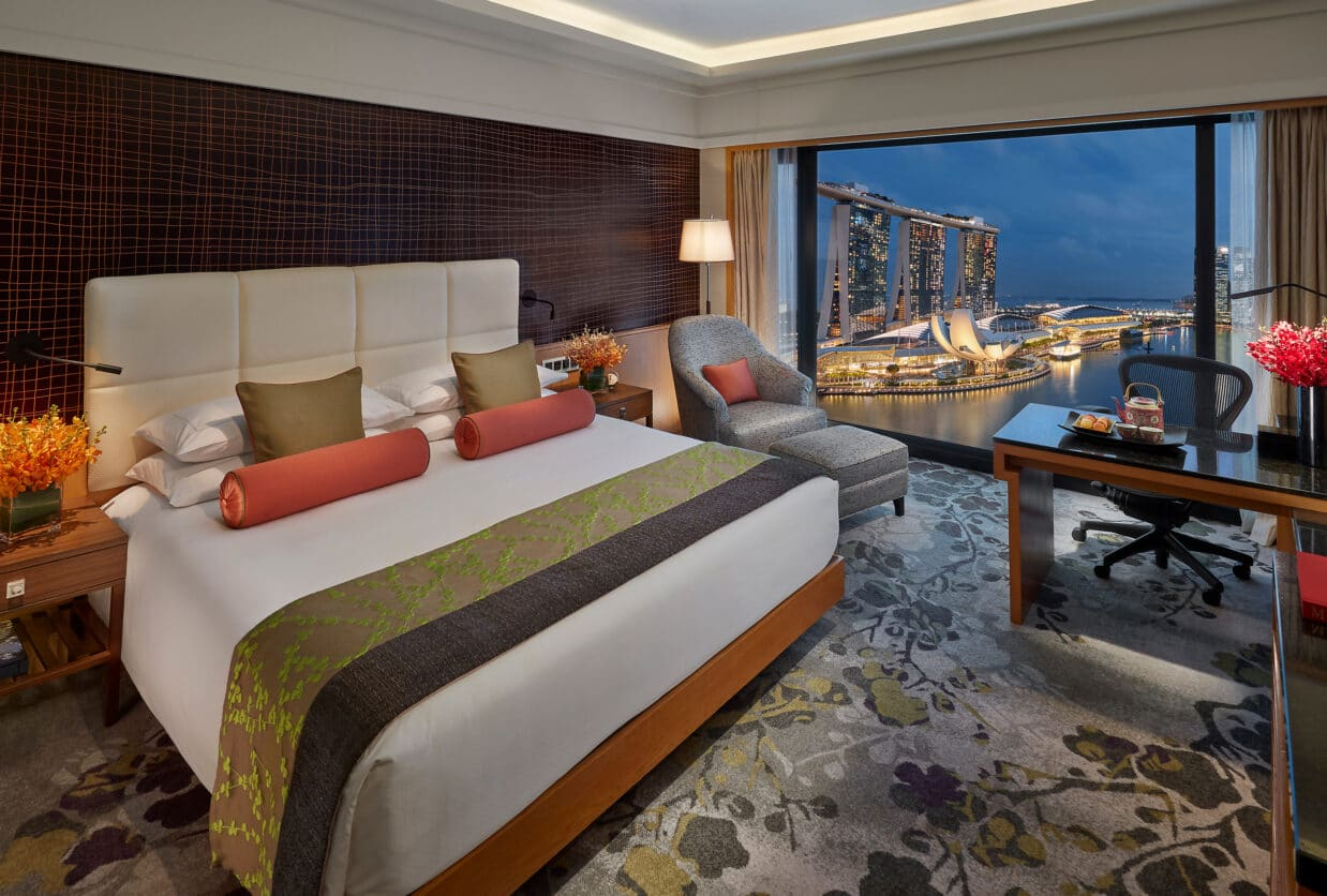 mandarin oriental singapore club marina bay room