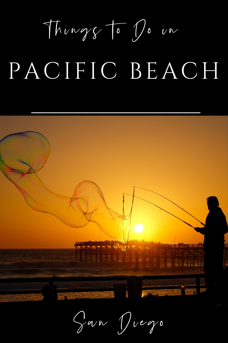 Find the best things to do in Pacific Beach San Diego from beach activities to where to eat.