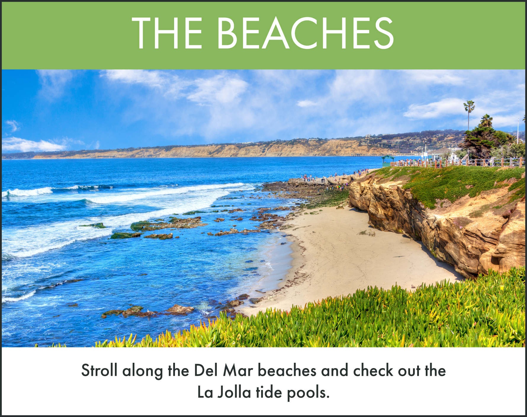 Top things to do in San Diego: Go to the beaches