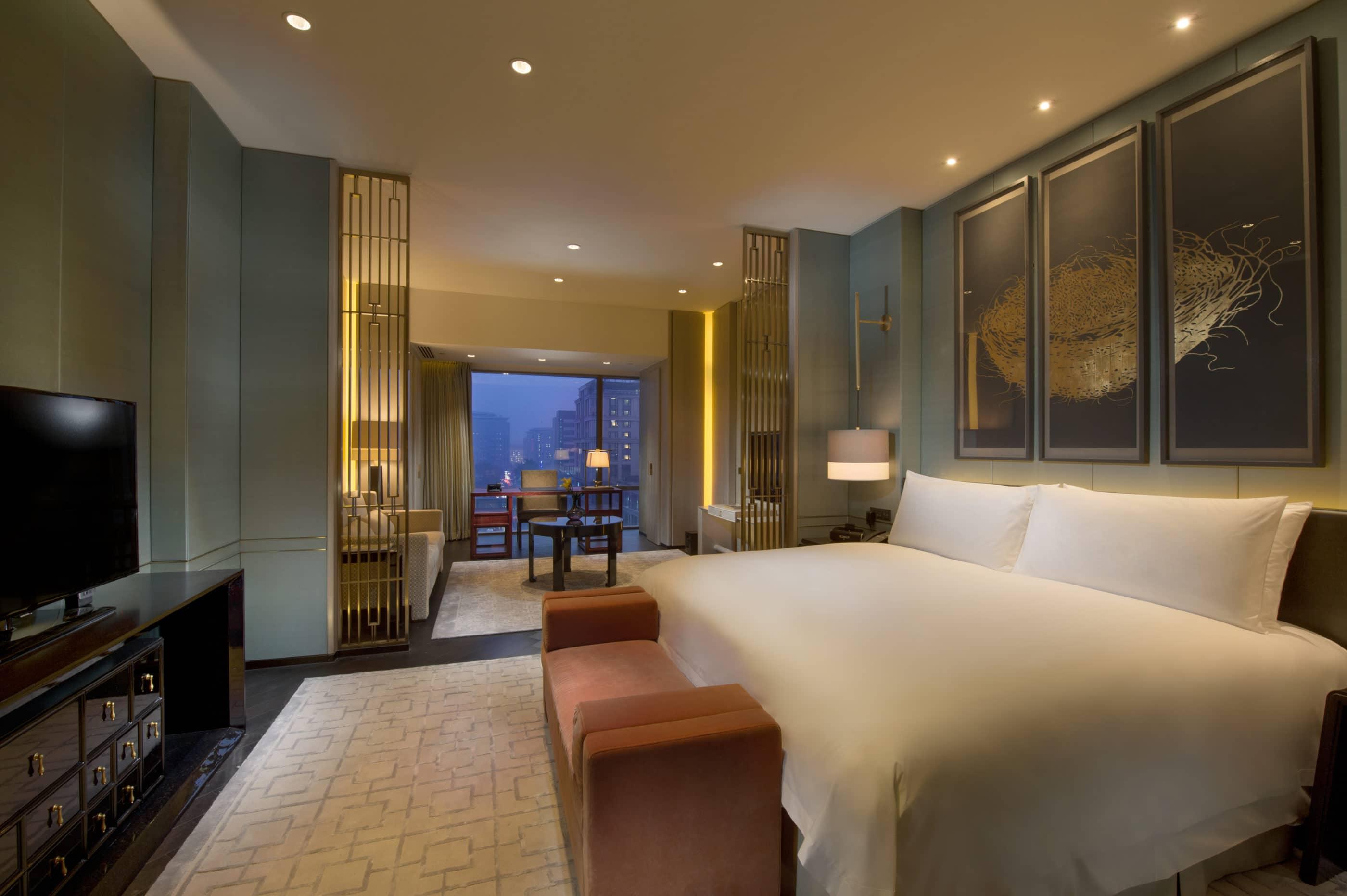 Best Beijing Hotels: Waldorf Astoria Beijing