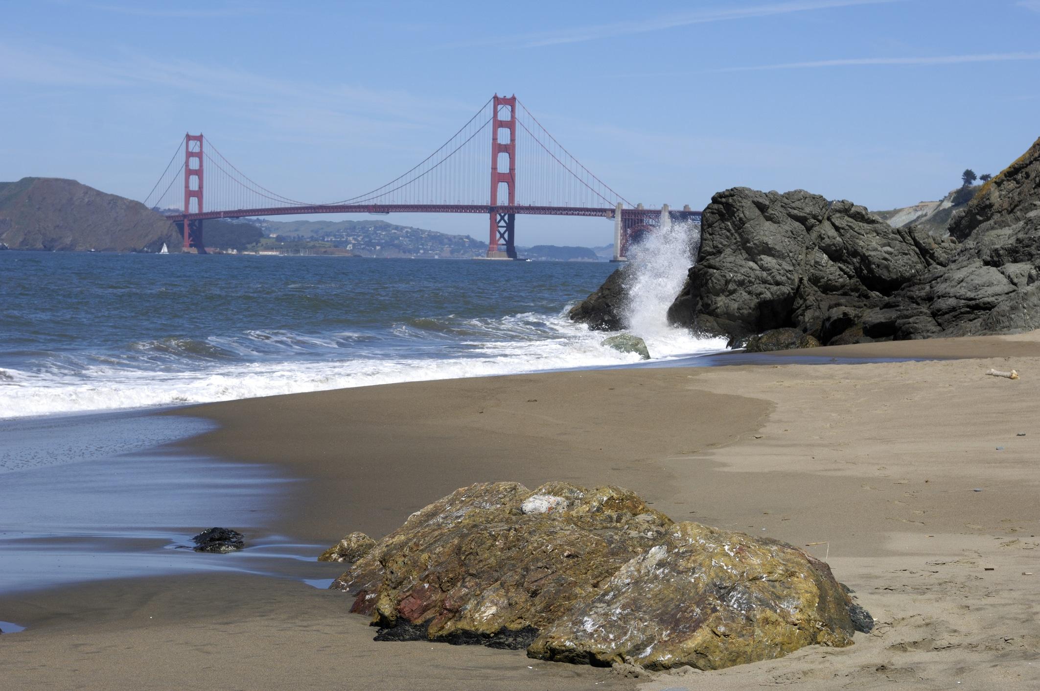 Best San Francisco Beaches: China Beach