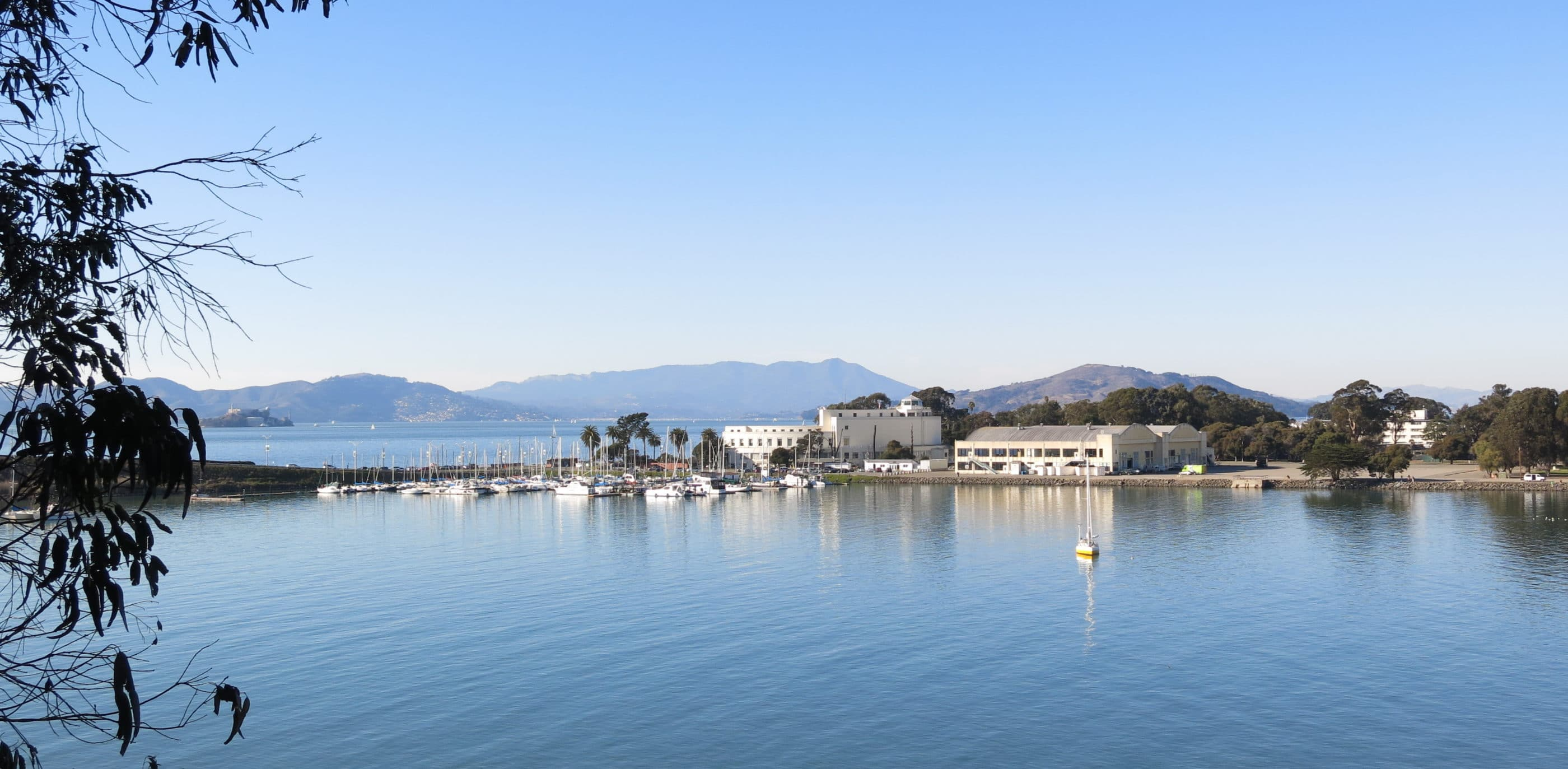 Best San Francisco beaches: Clipper Cove