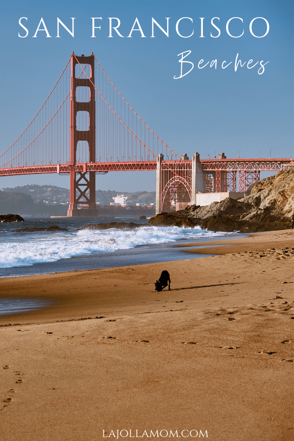 Yes, you can still go to the beach in San Francisco. Here's where to find the best sand, swimming, walks and outdoor fun by the water.