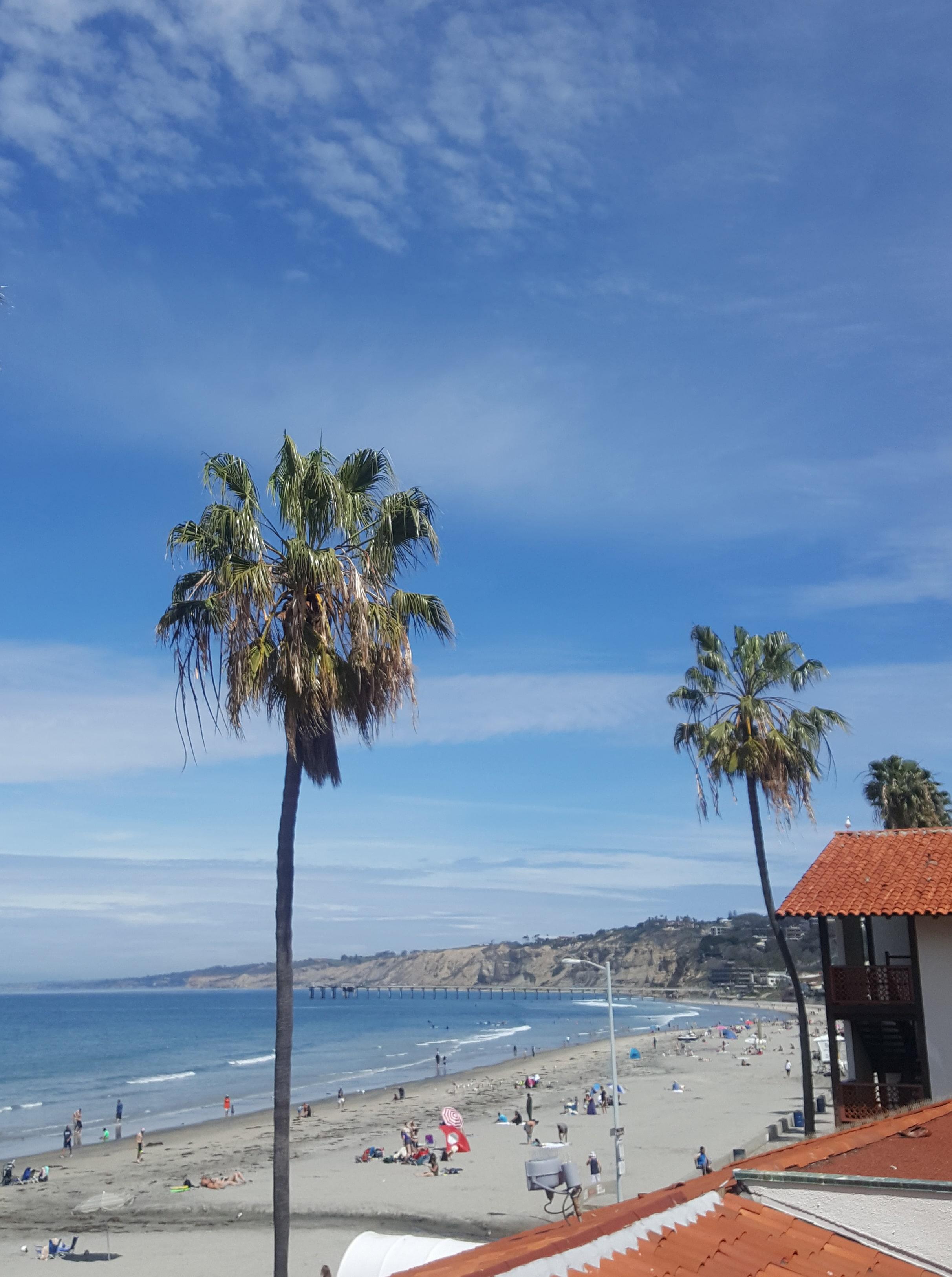 La Jolla Shores Hotel: A beachfront San Diego hotel