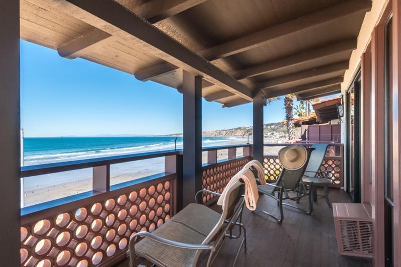 La Jolla Shores Hotel: La Jolla Suite Balcony