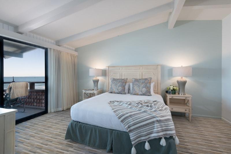 La Jolla Shores Hotel: La Jolla Suite bedroom