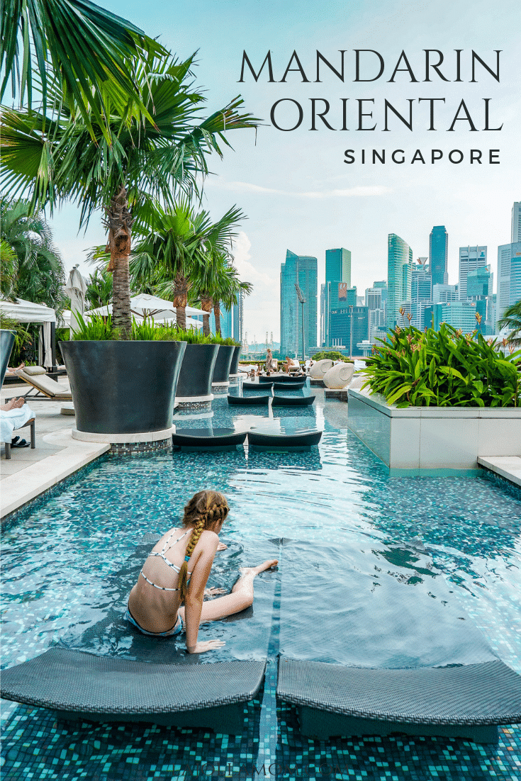 A review of Mandarin Oriental, Singapore one of the city's top family and business hotels