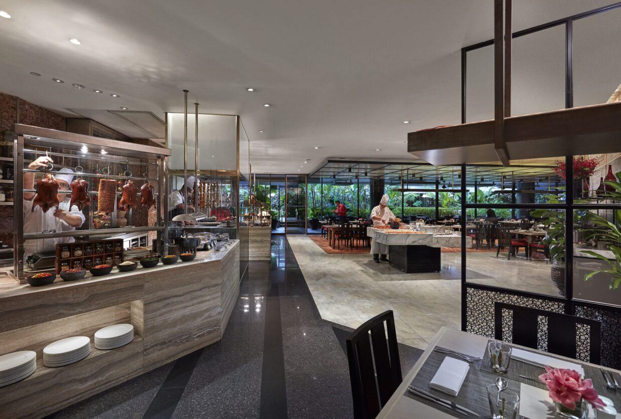 mandarin oriental singapore melt cafe restaurant