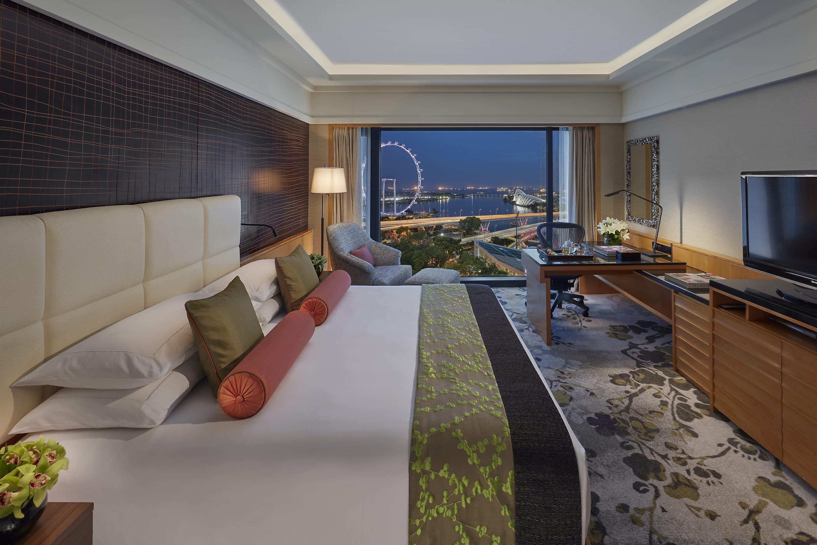 Mandarin Oriental Singapore Ocean View Room