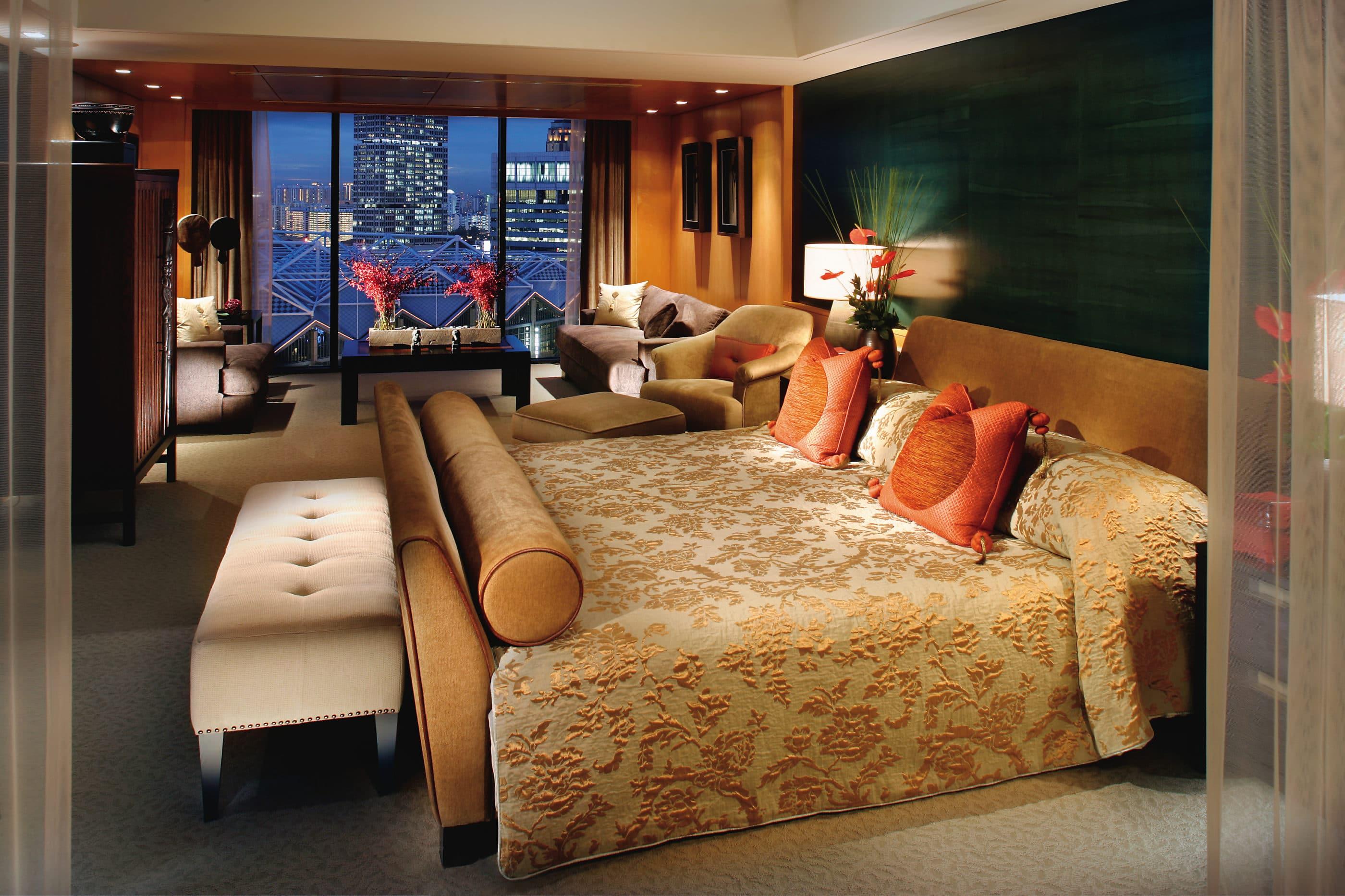 Mandarin Oriental, Singapore Premier Suite
