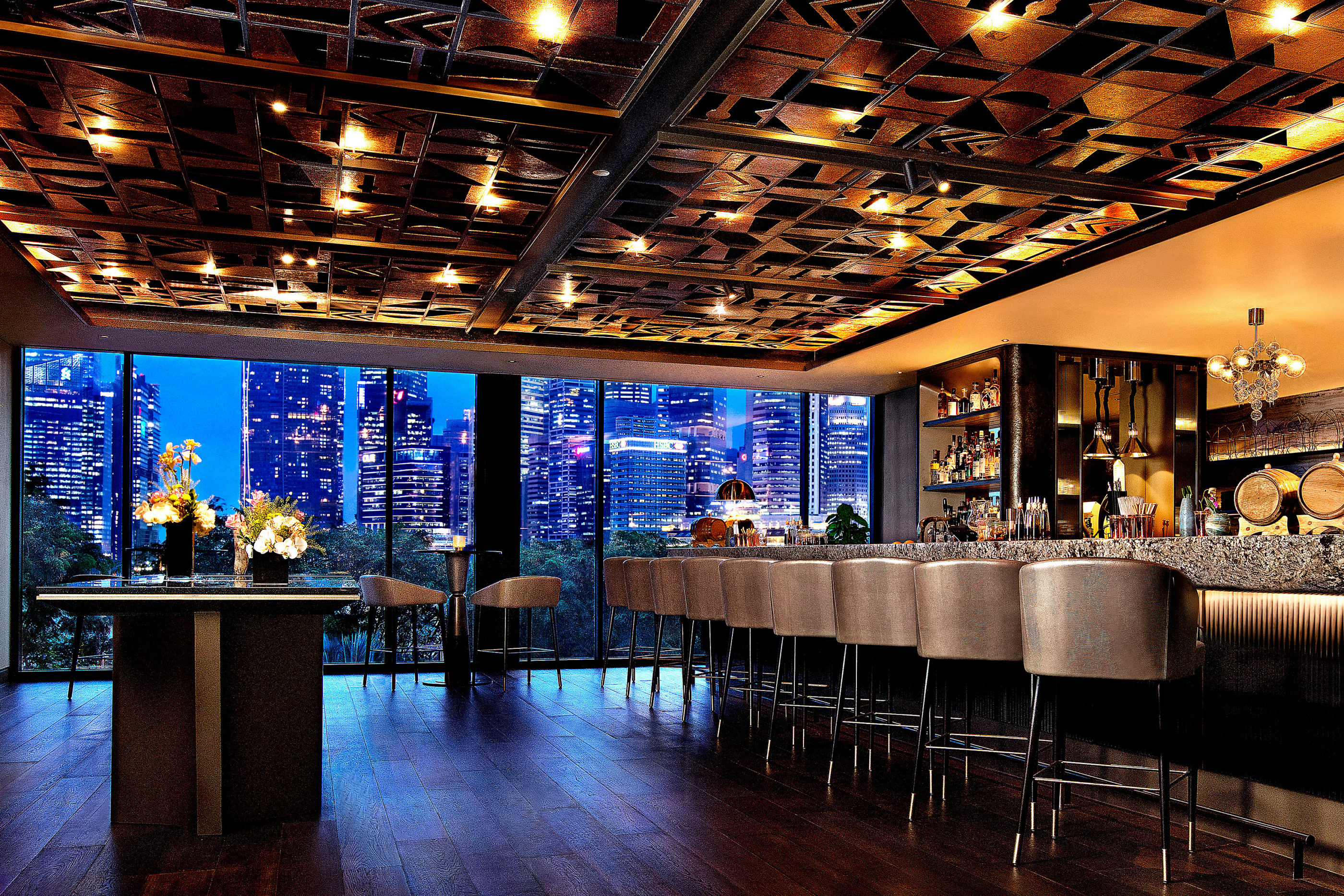 MO Bar at Mandarin Oriental, Singapore