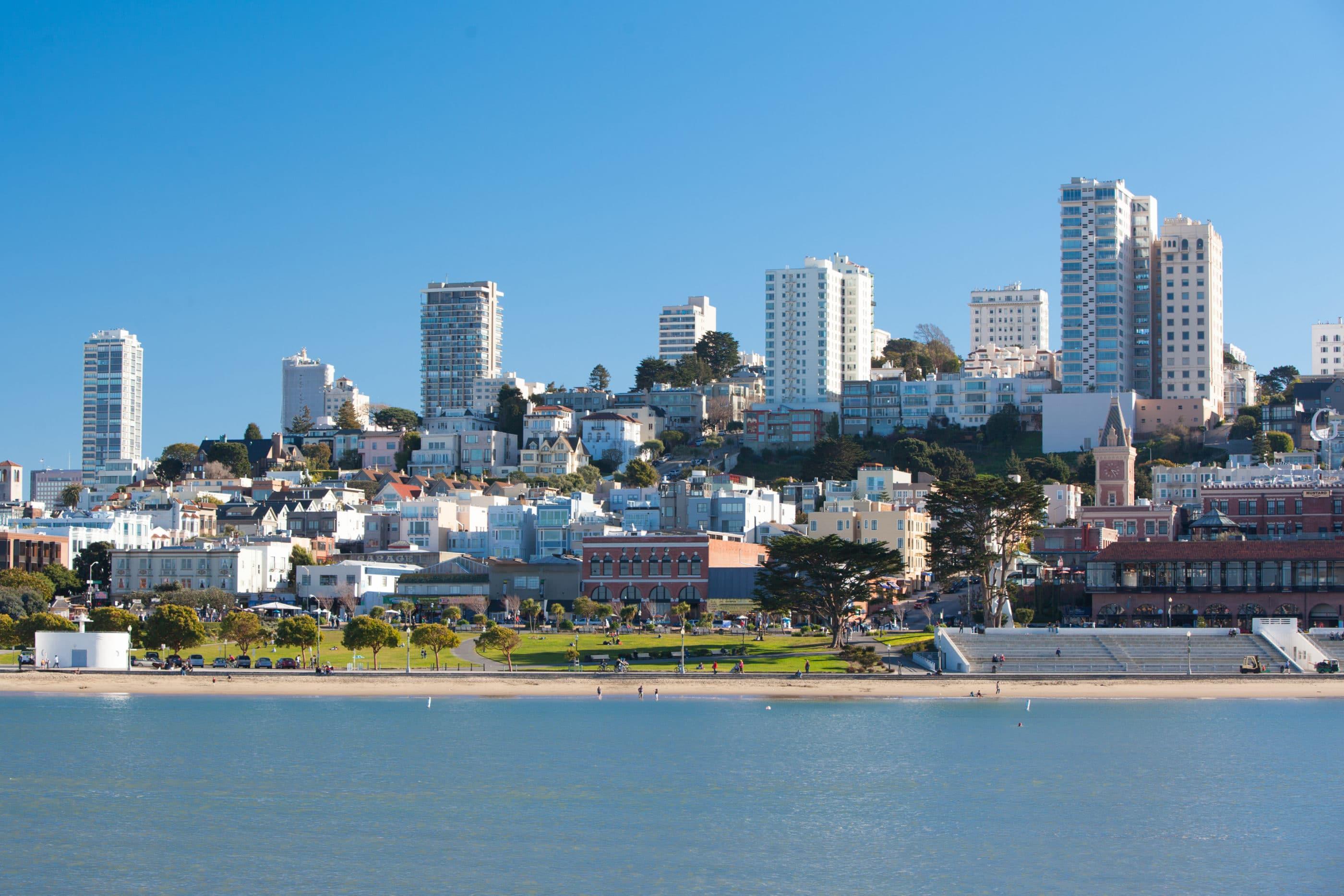 Best San Francisco beaches: Aquatic Park