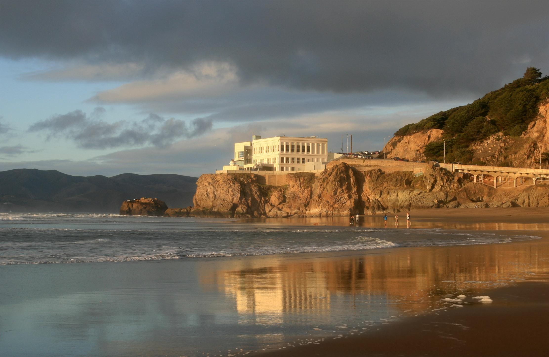 Best San Francisco beaches: Ocean Beach