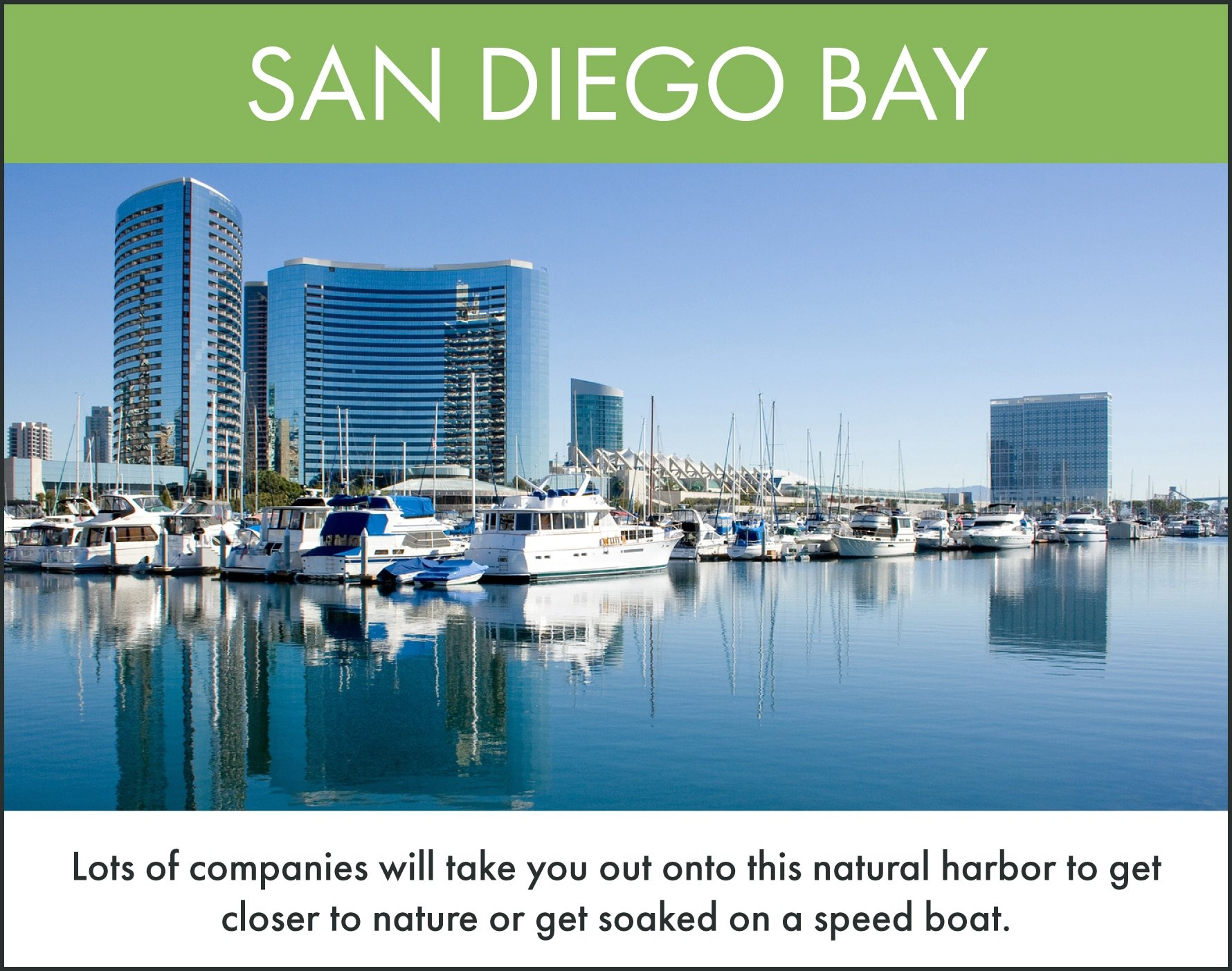 Top things to do in San Diego: Bay sightseeing tours