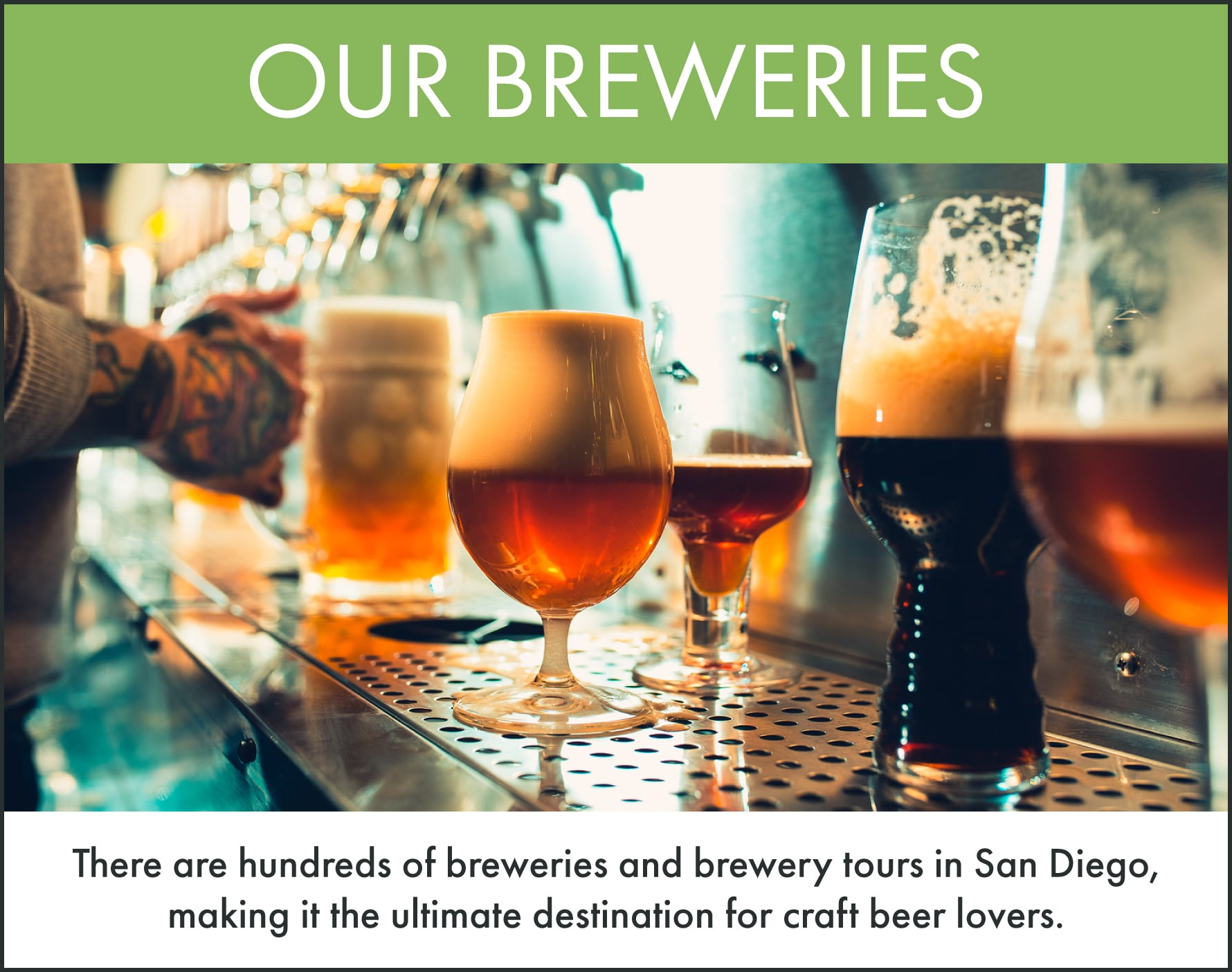 Things to do in San Diego: Craft beer