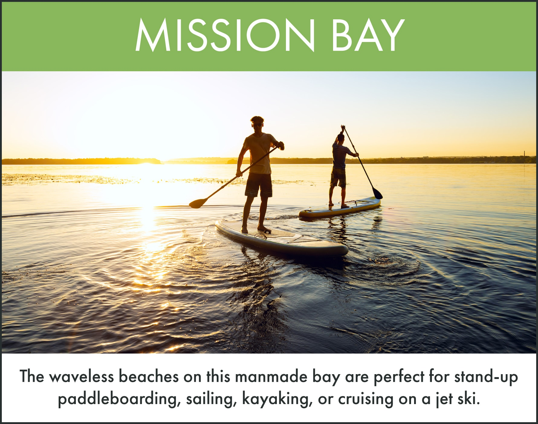 Things to Do in San Diego: Mission Bay water sports