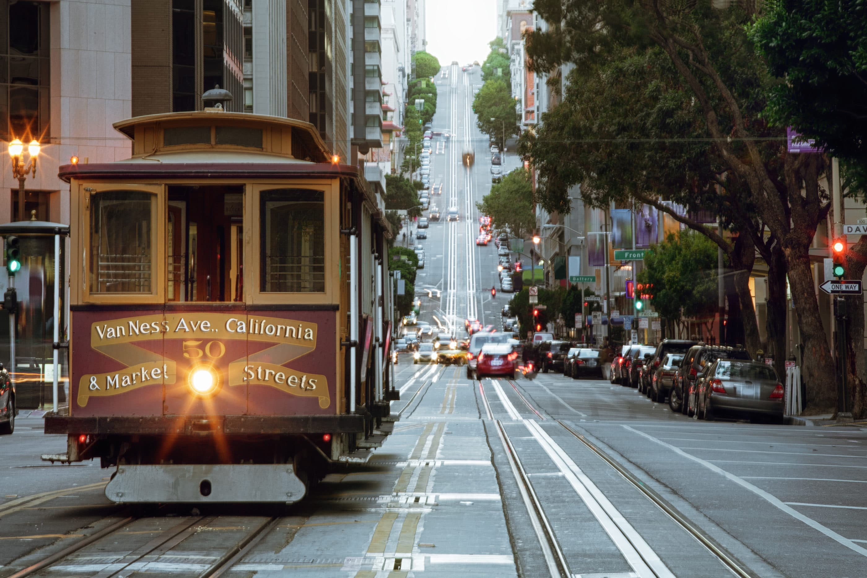 Things to do in San Francisco: Cable Cars