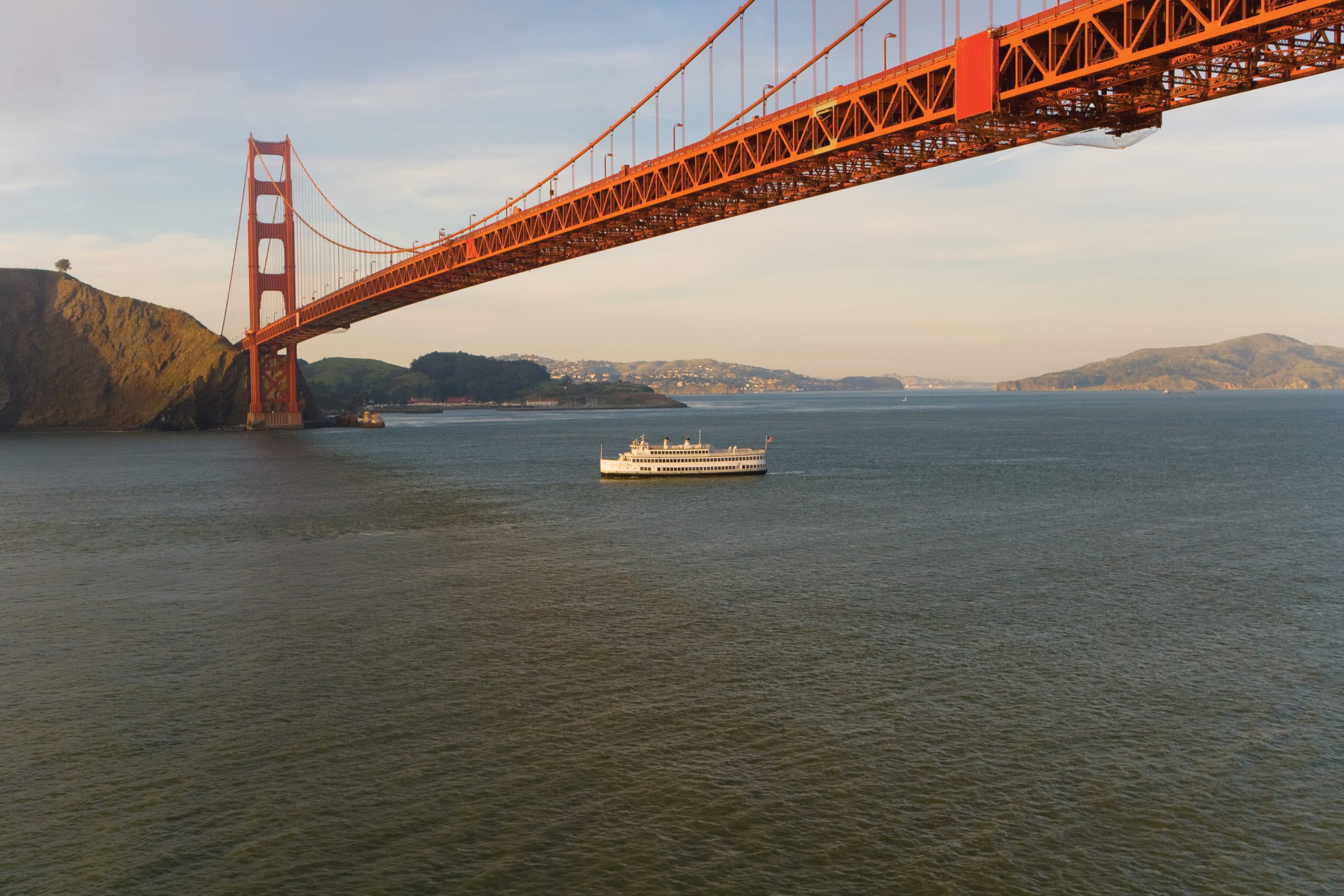 Things to do in San Francisco: Boat tours with Hornblower