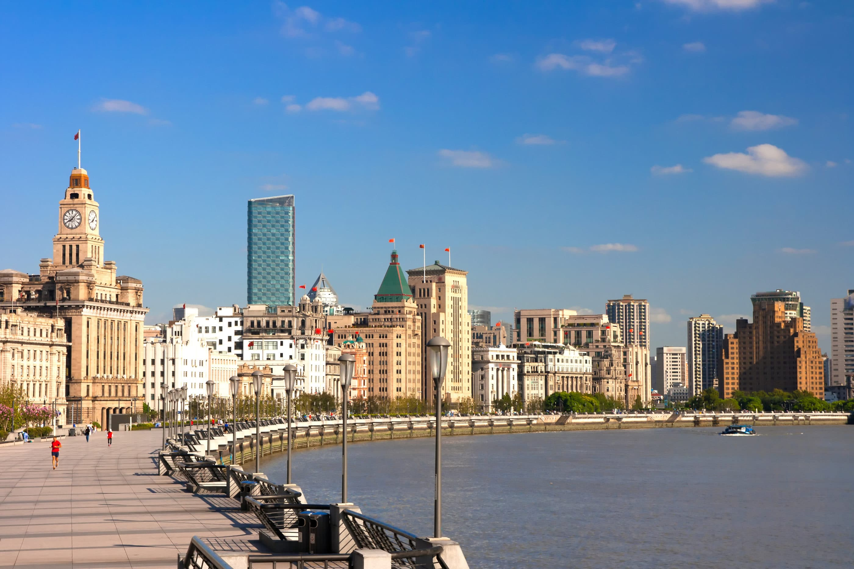 Things to do in Shanghai: The Bund