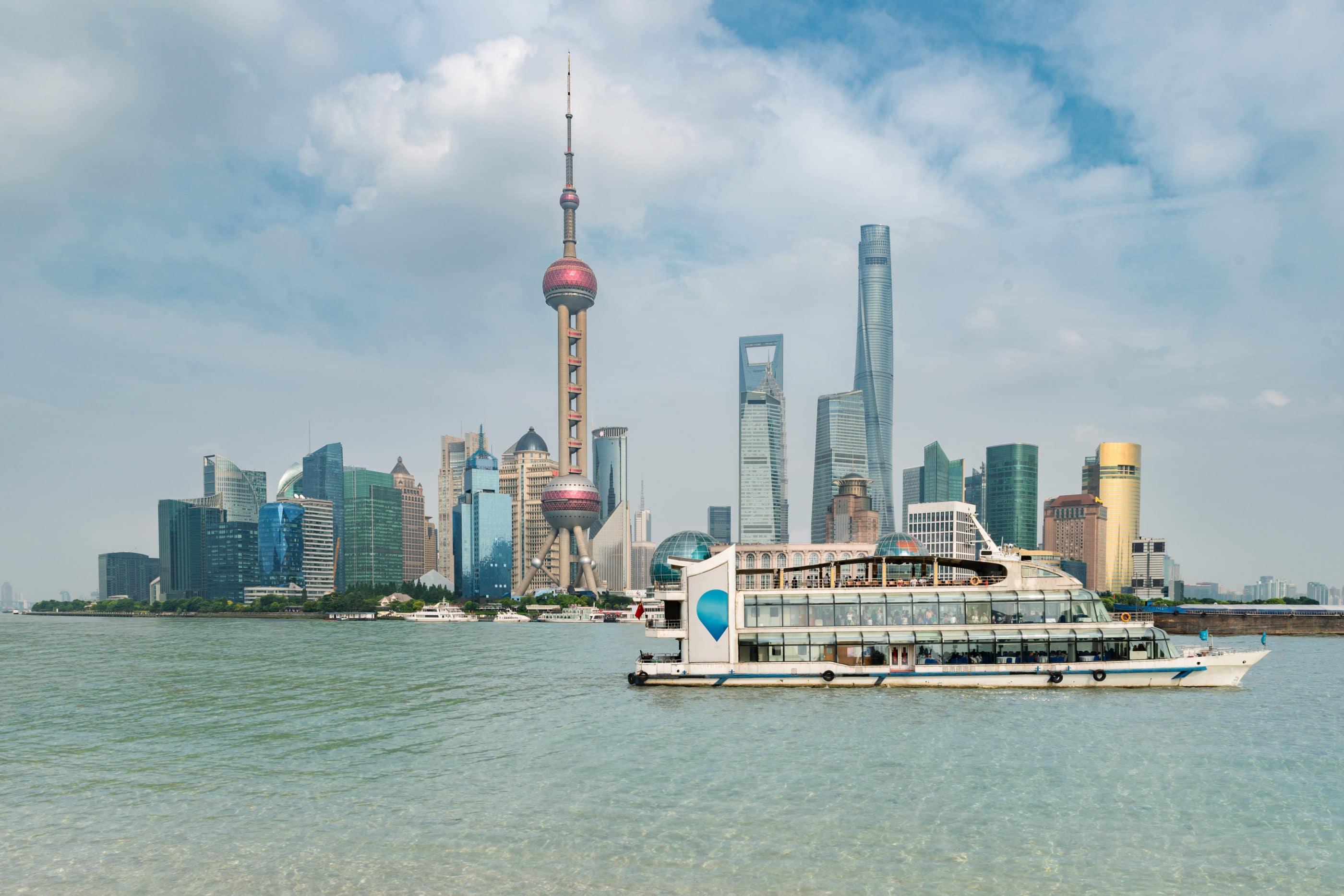 Things to do in Shanghai: Huangpu River Cruise