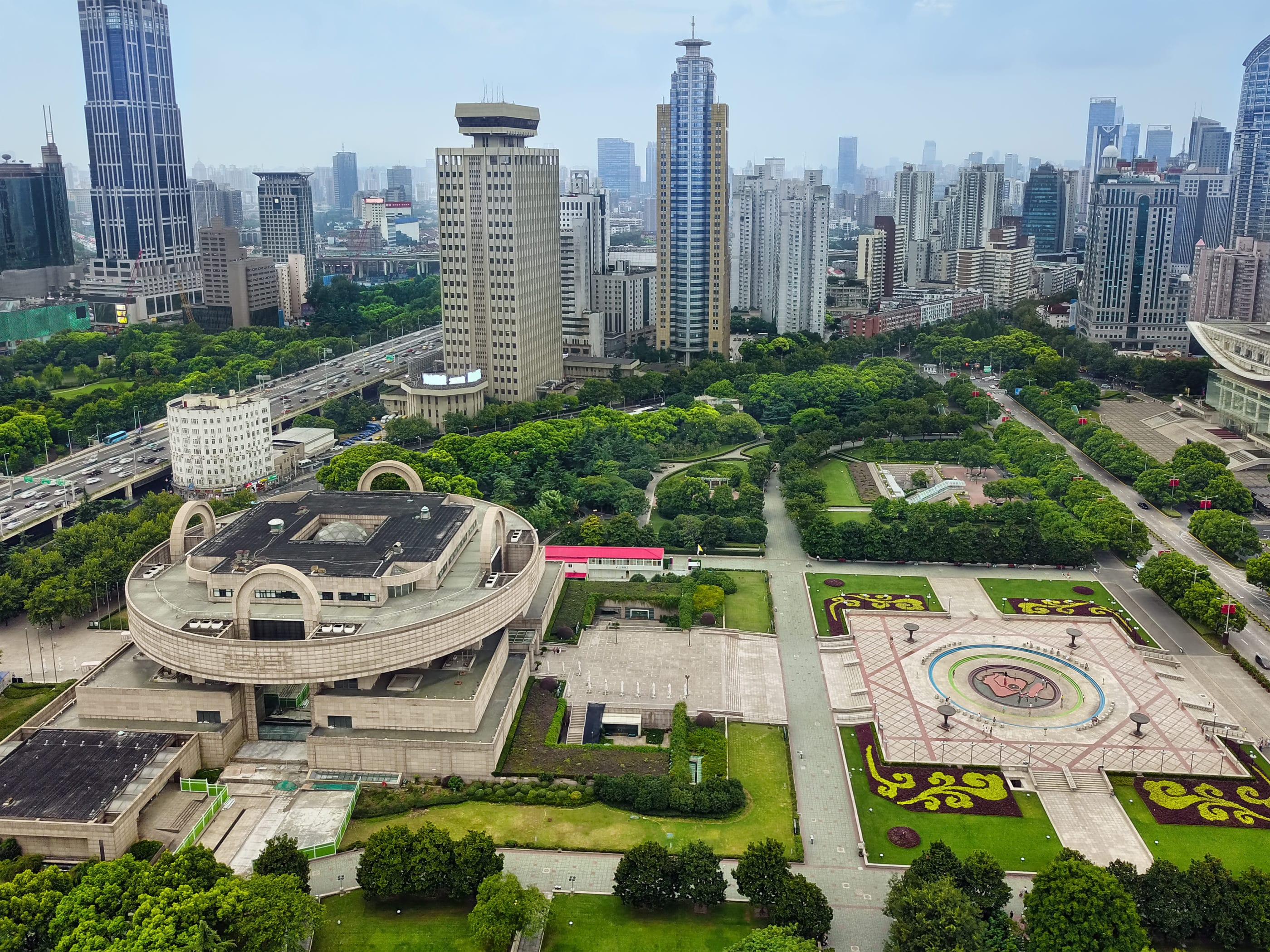 Things to do in Shanghai: People's Square and People's Park