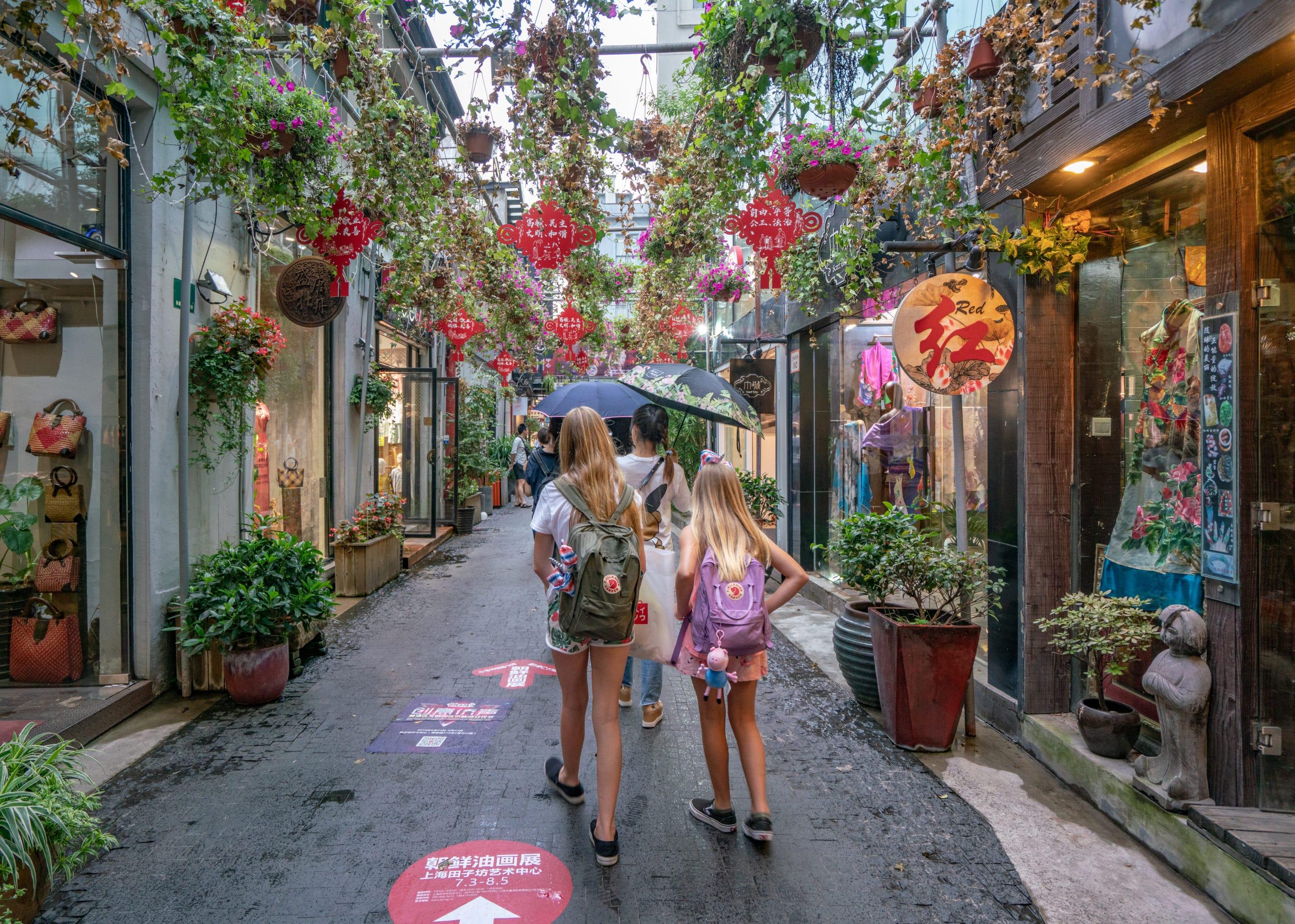 Things to do in Shanghai: Go shopping in Tianzifang
