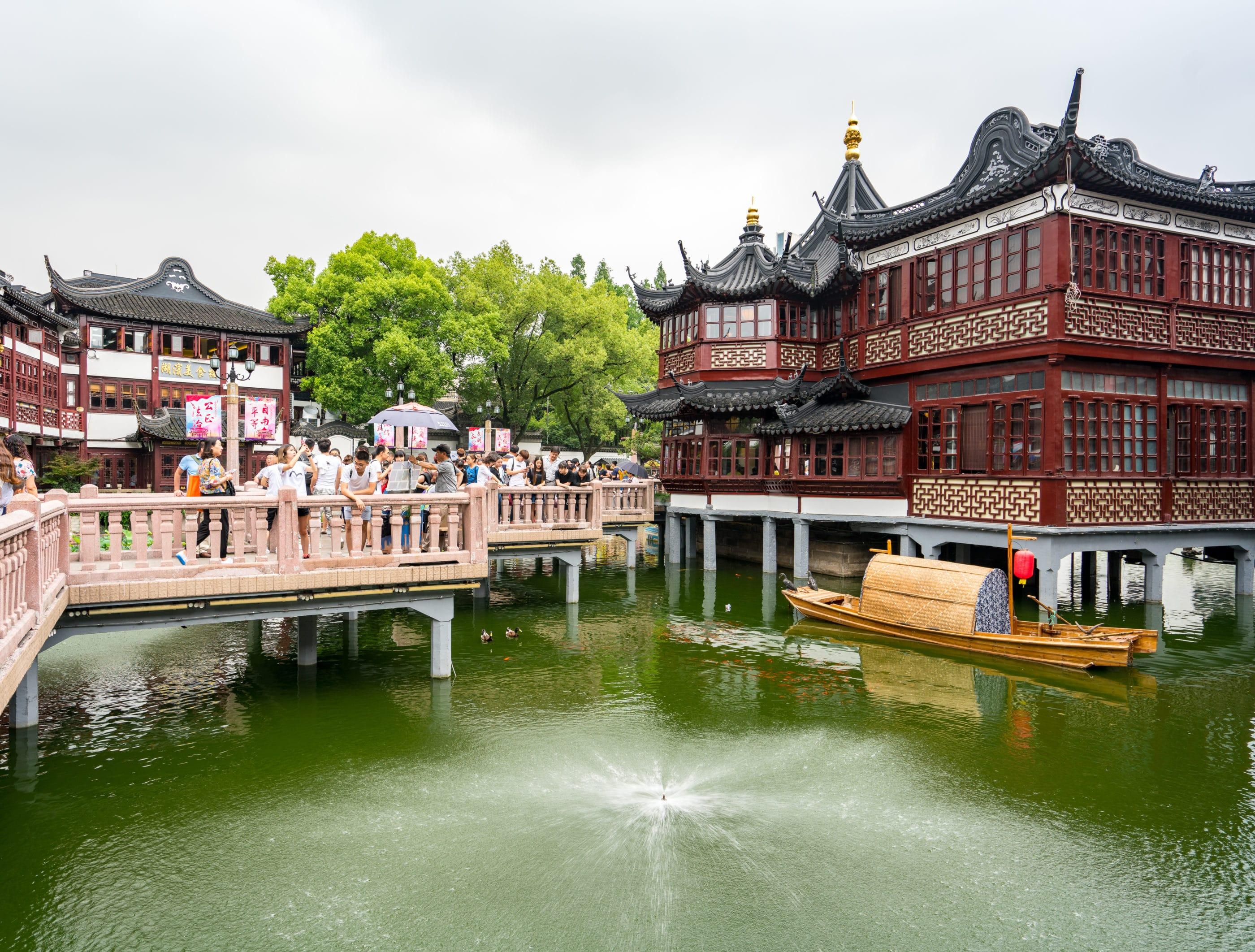 Things to do in Shanghai: Yu Garden